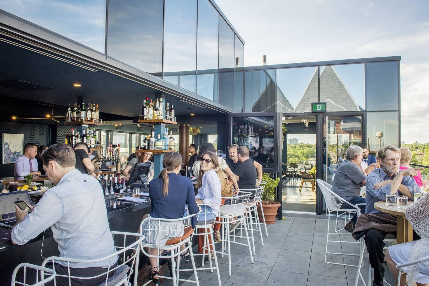Best Rooftop Restaurants Toronto