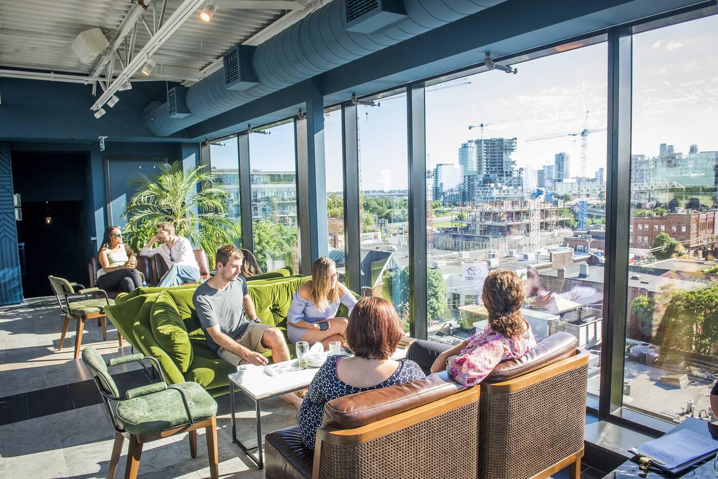 Broadview Hotel Restaurant Toronto