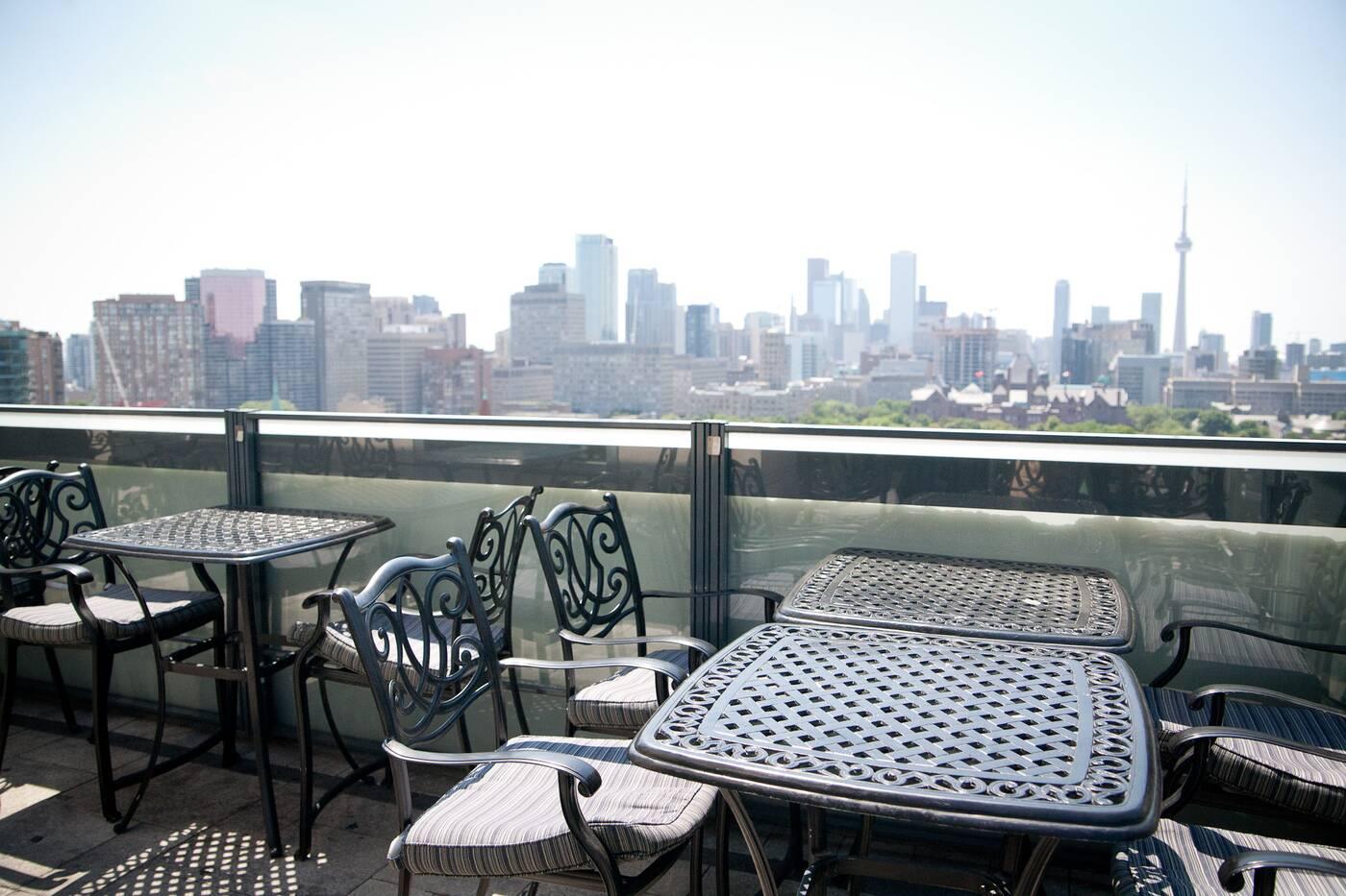 Hyatt Park Toronto Restaurant