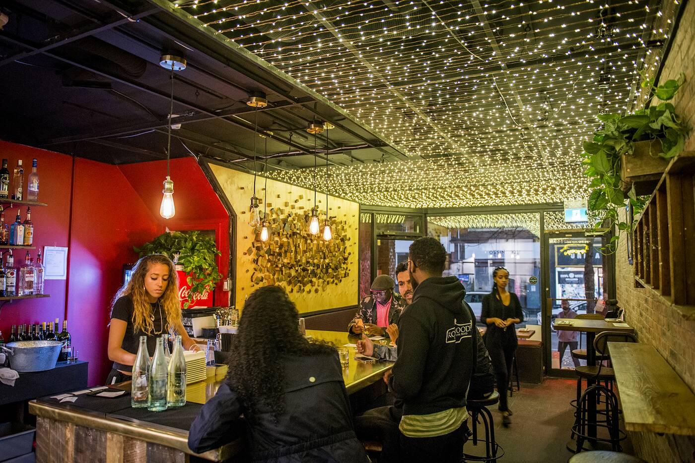Restaurents Near Ossington Toronto
