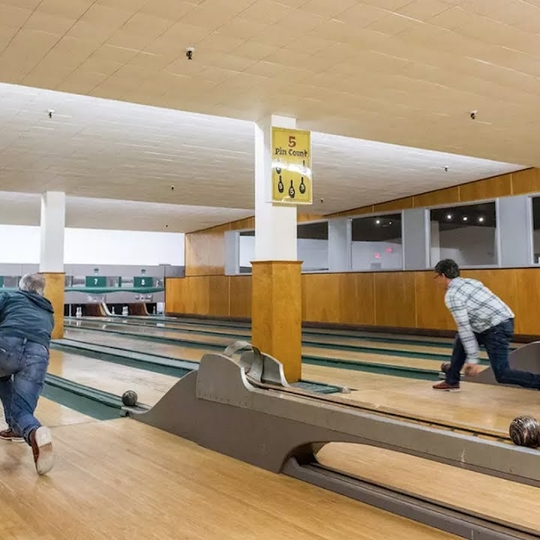 Shamrock Bowling Is Toronto's Retro Bowling Alley In