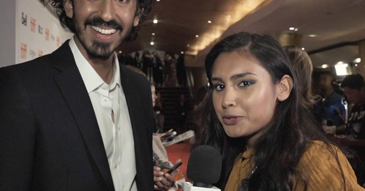 Dev Patel talks Toronto on the opening night of TIFF