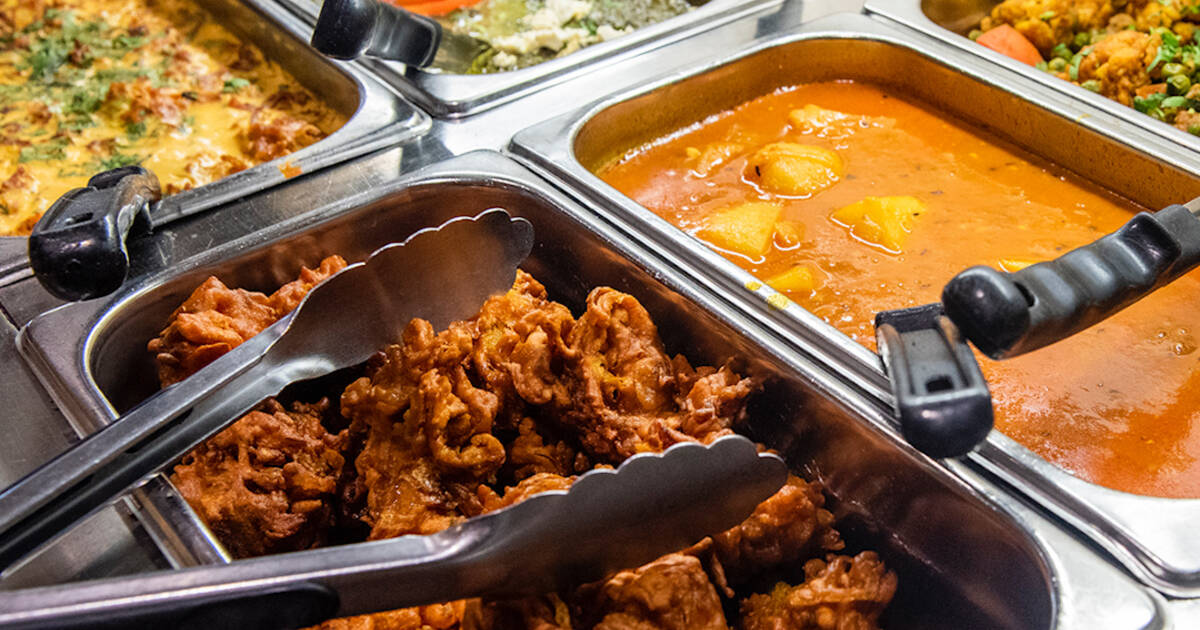 Little India is downtown Toronto's AYCE Indian buffet