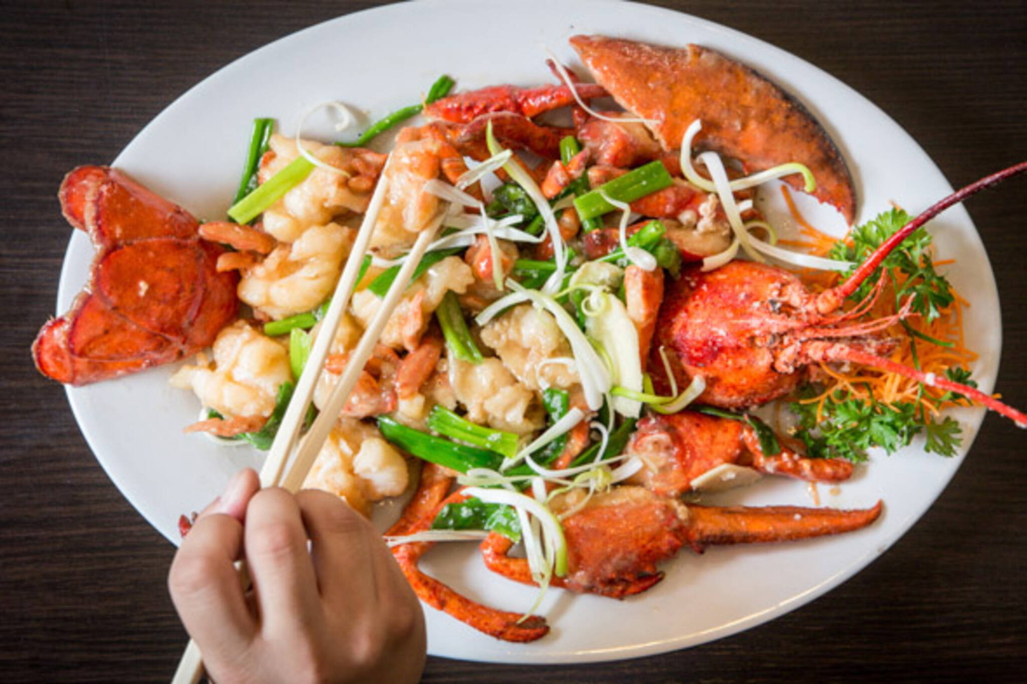 The best chinese food delivery in toronto for Asia oriental cuisine