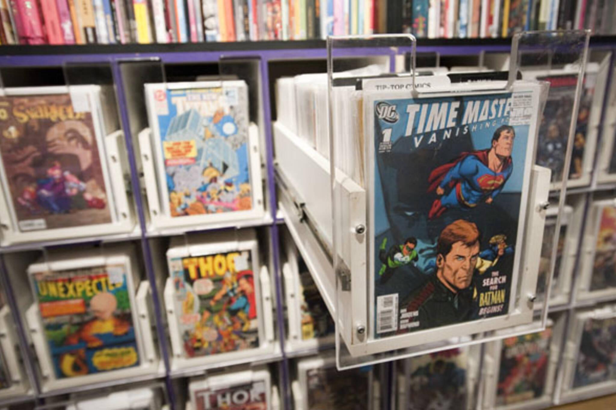 comic books toronto
