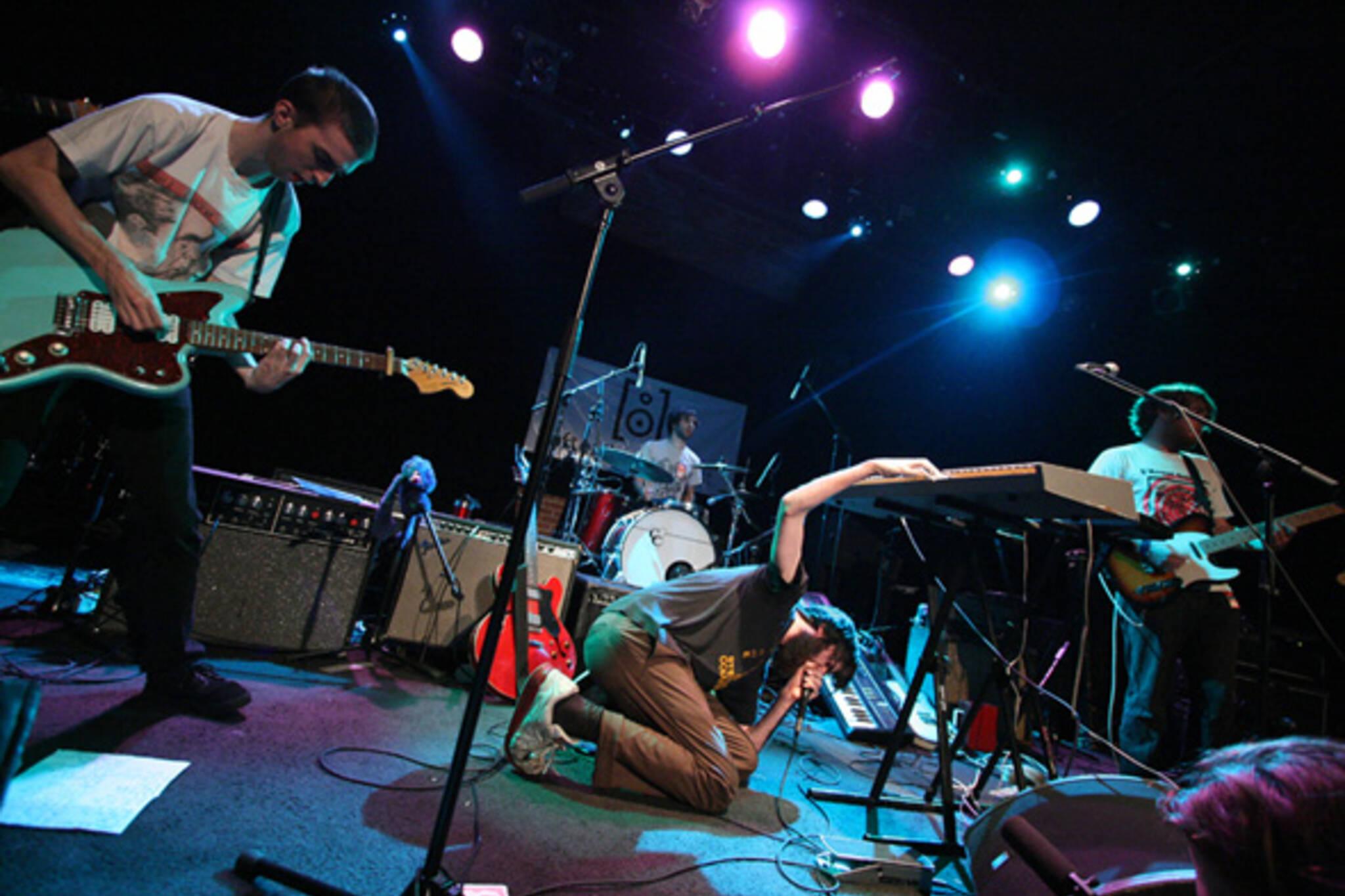 Live music Toronto