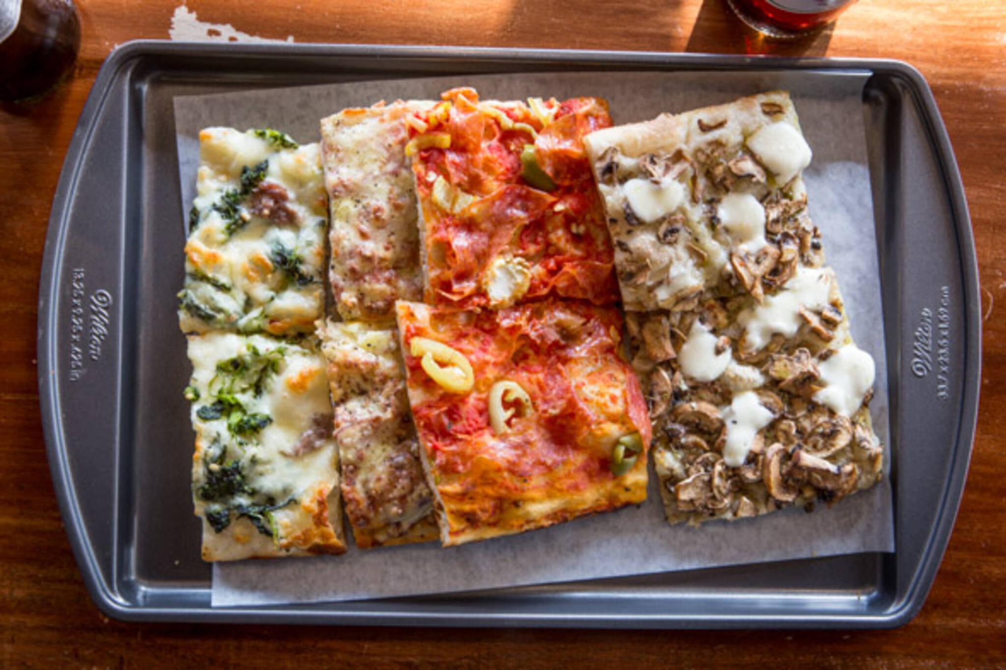 Roman Pizza Toronto