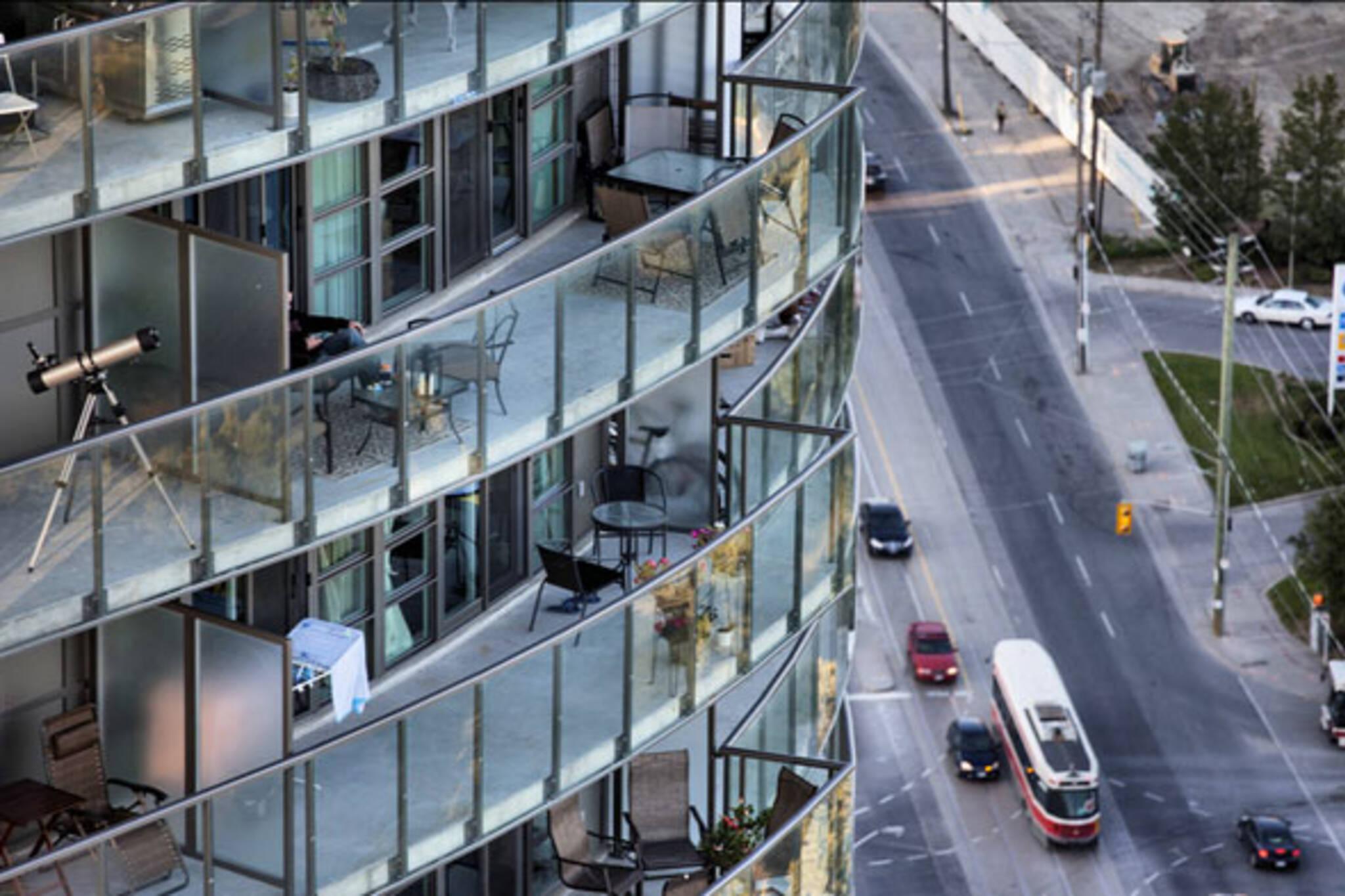 toronto balcony