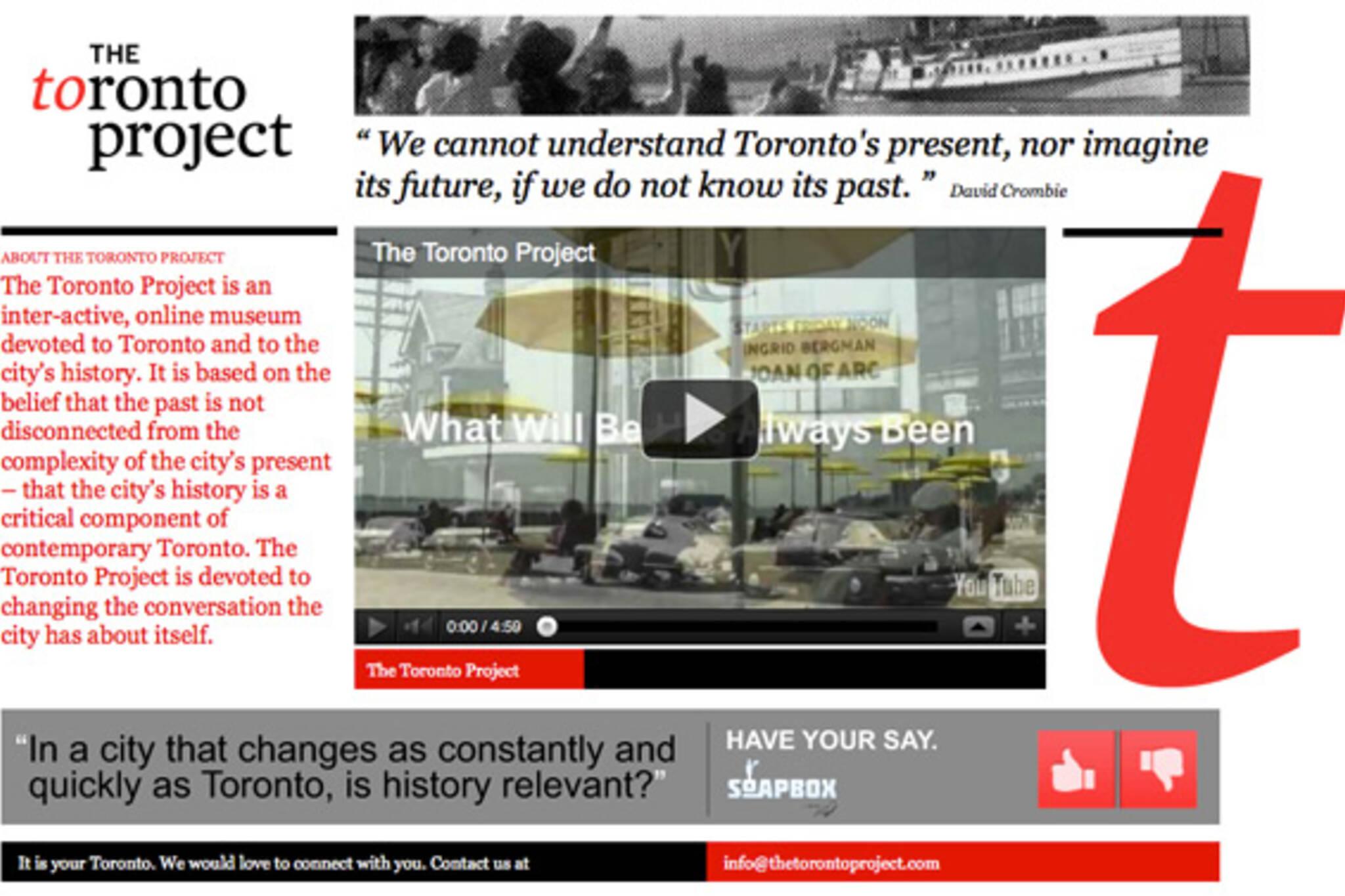 Toronto Project