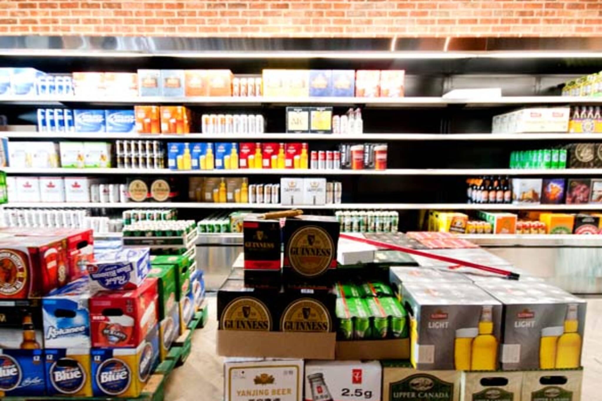Beer Store craft breweries