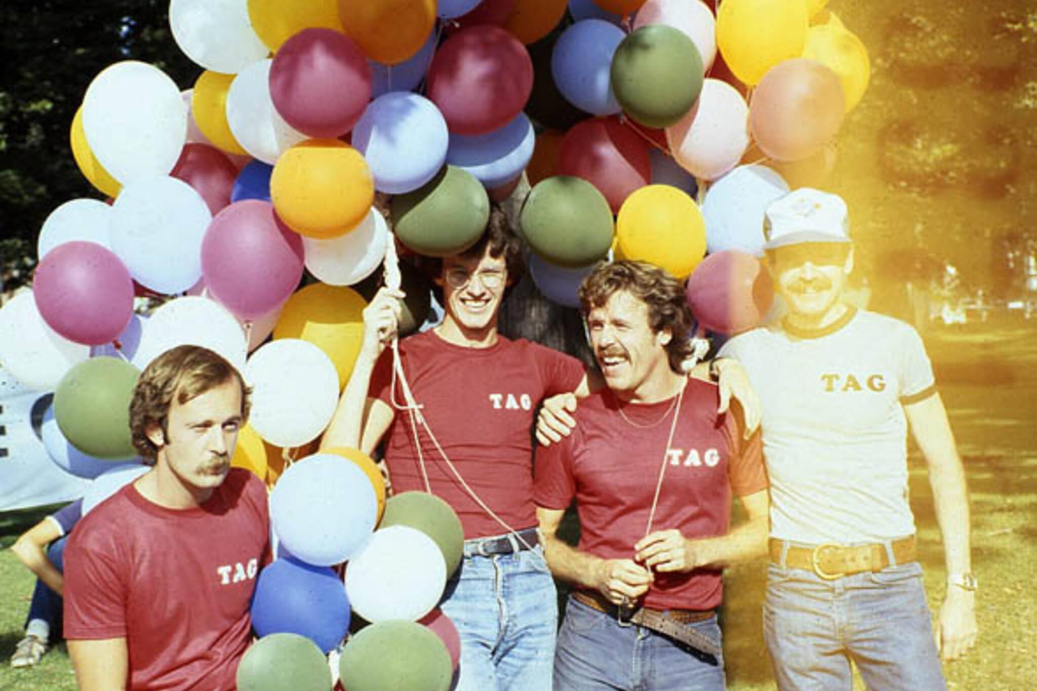 toronto pride history gaydays Queen's Park