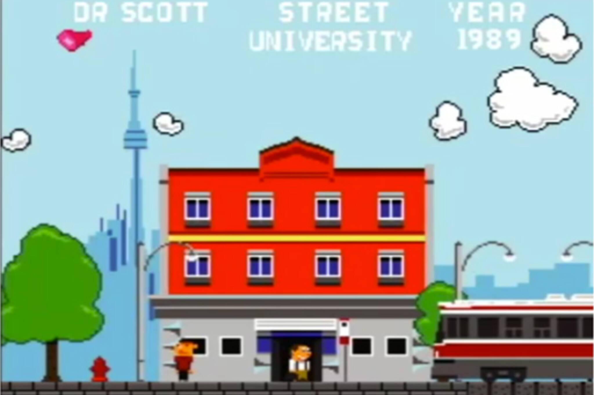 Queen West Video Game Toronto