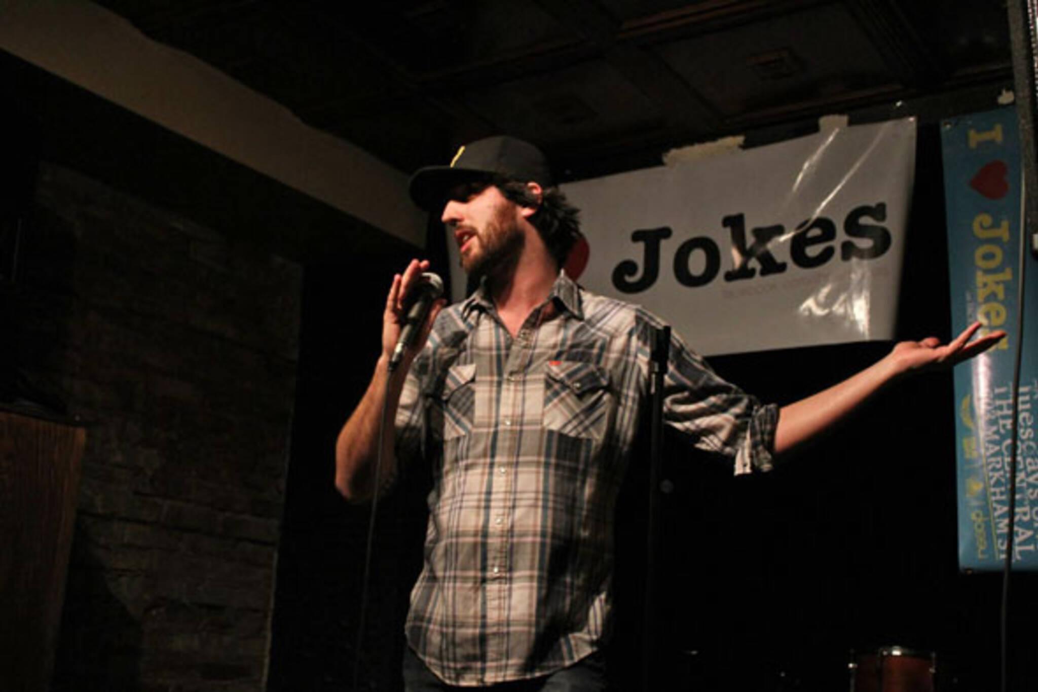 toronto comedy events