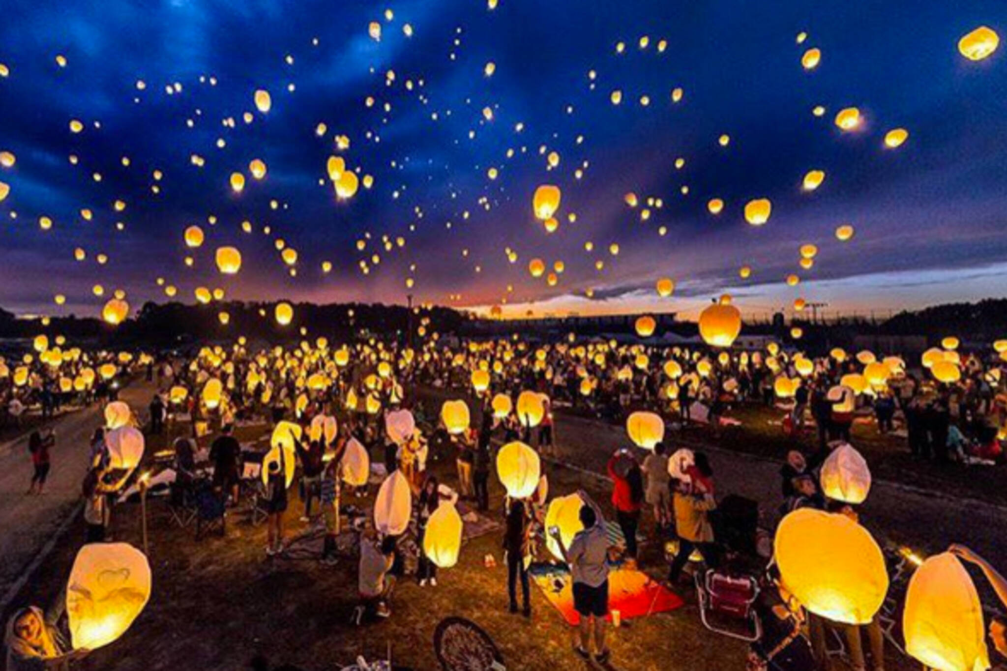 Lantern Fest Toronto