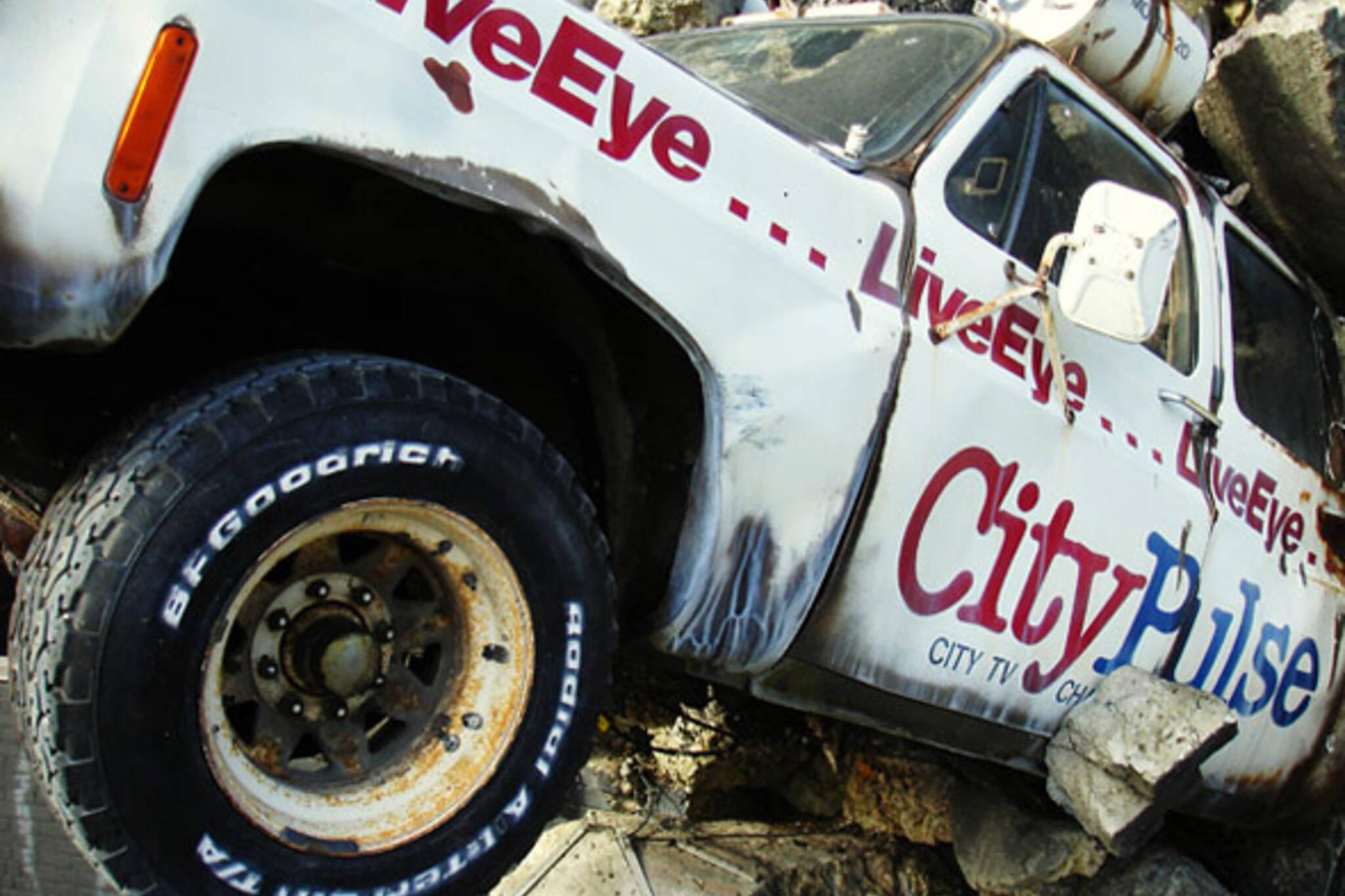 CityPulse Live-Eye Truck