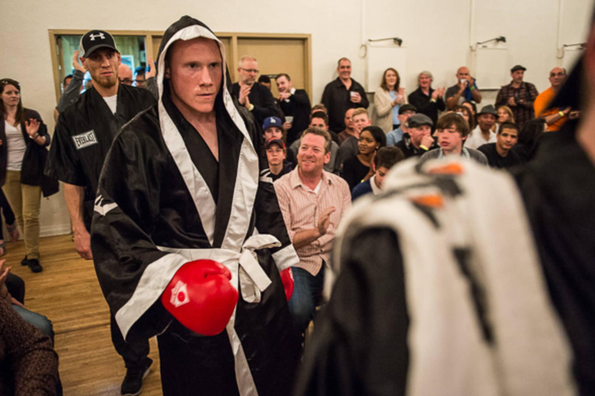 boxing toronto