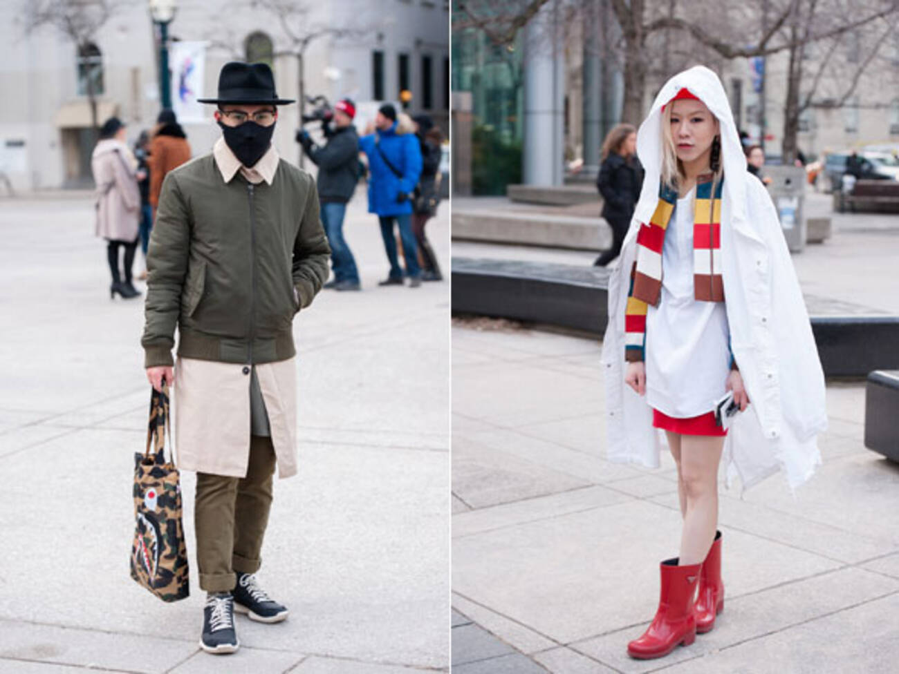 Street Style 30 Killer Looks From Toronto Fashion Week
