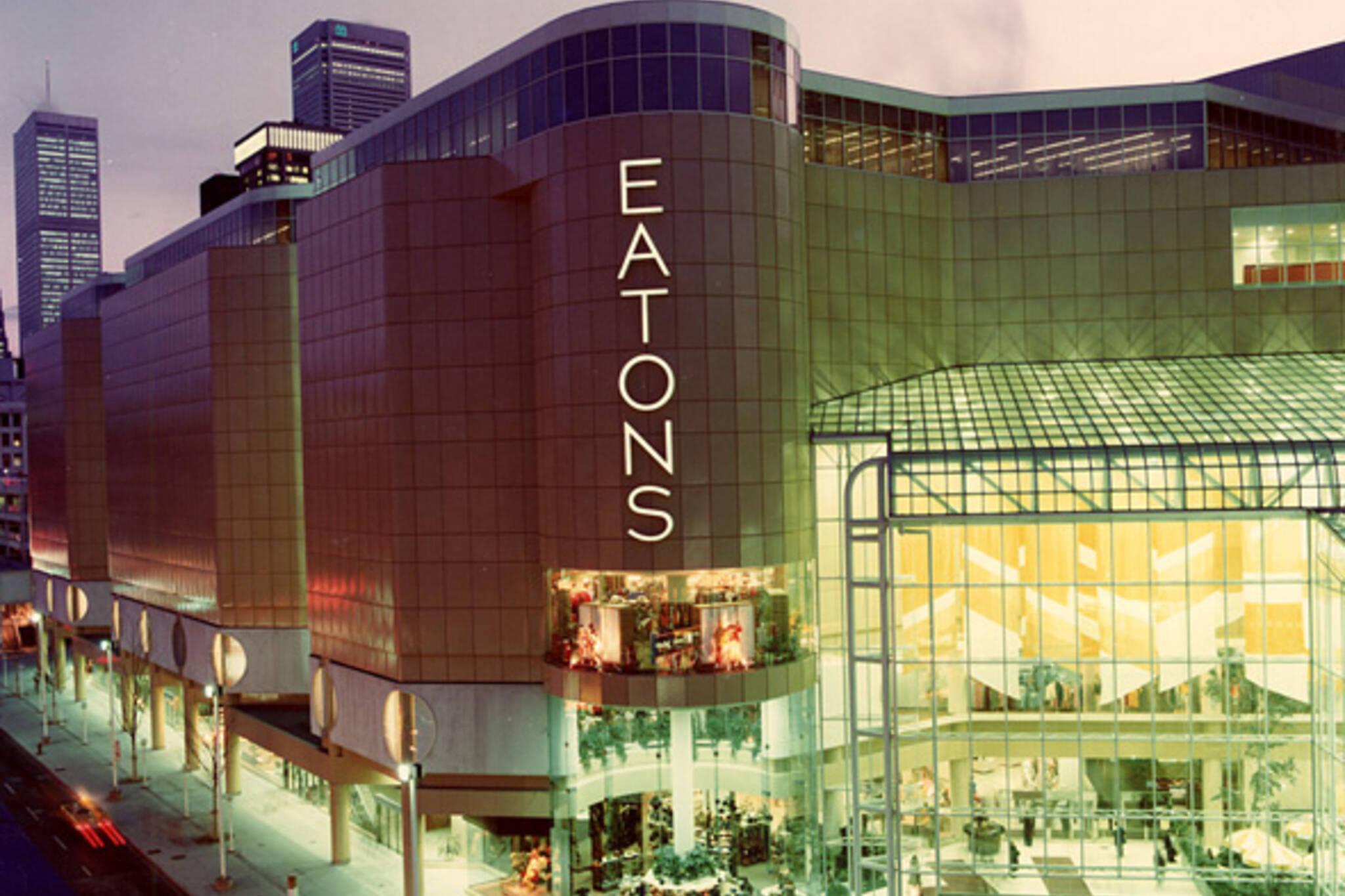 Eaton Centre 35 anniversary