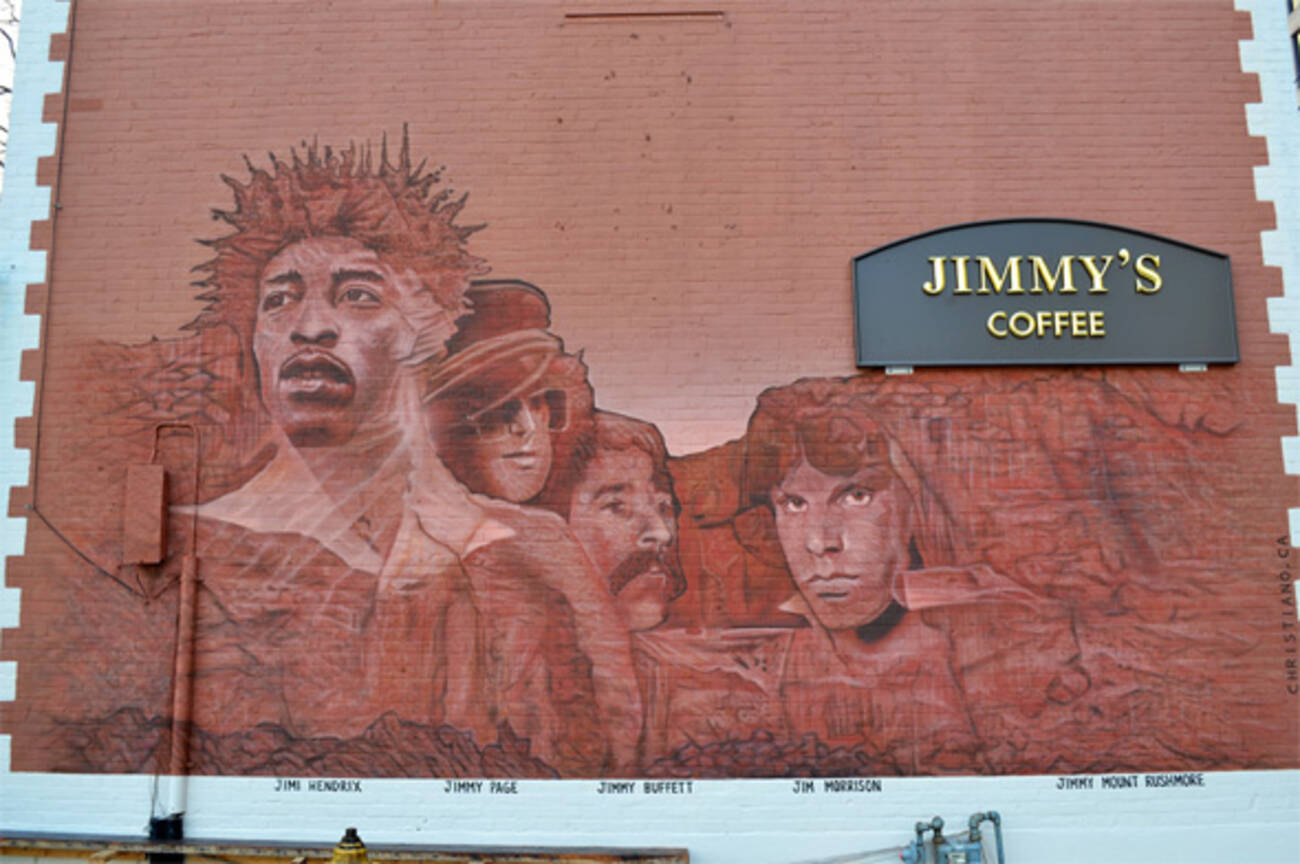 10 mural artists in toronto everyone should know about amipublicfo Image collections