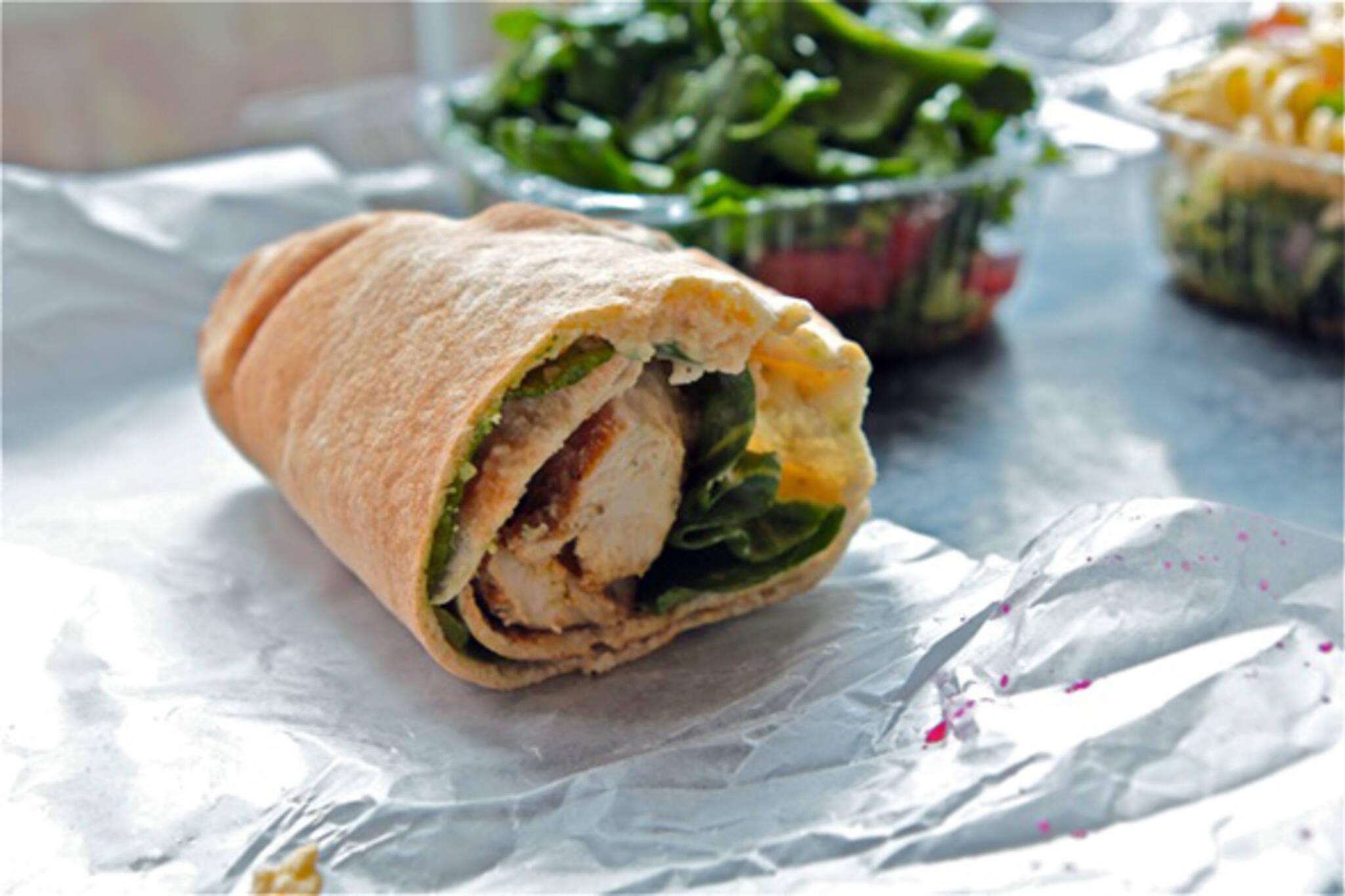 Mediterranean Food Yorkville