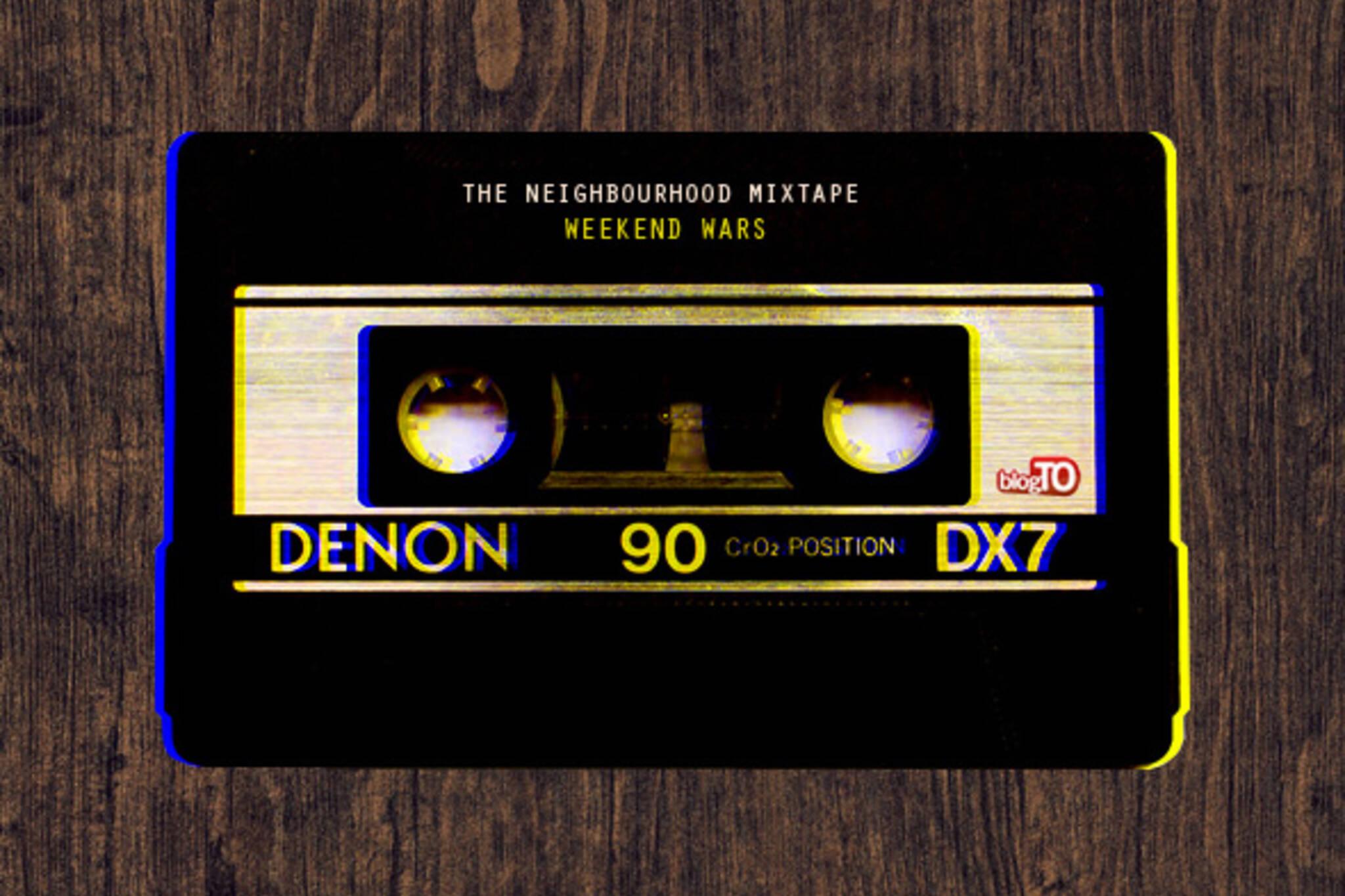 Neighbourhood Mixtape