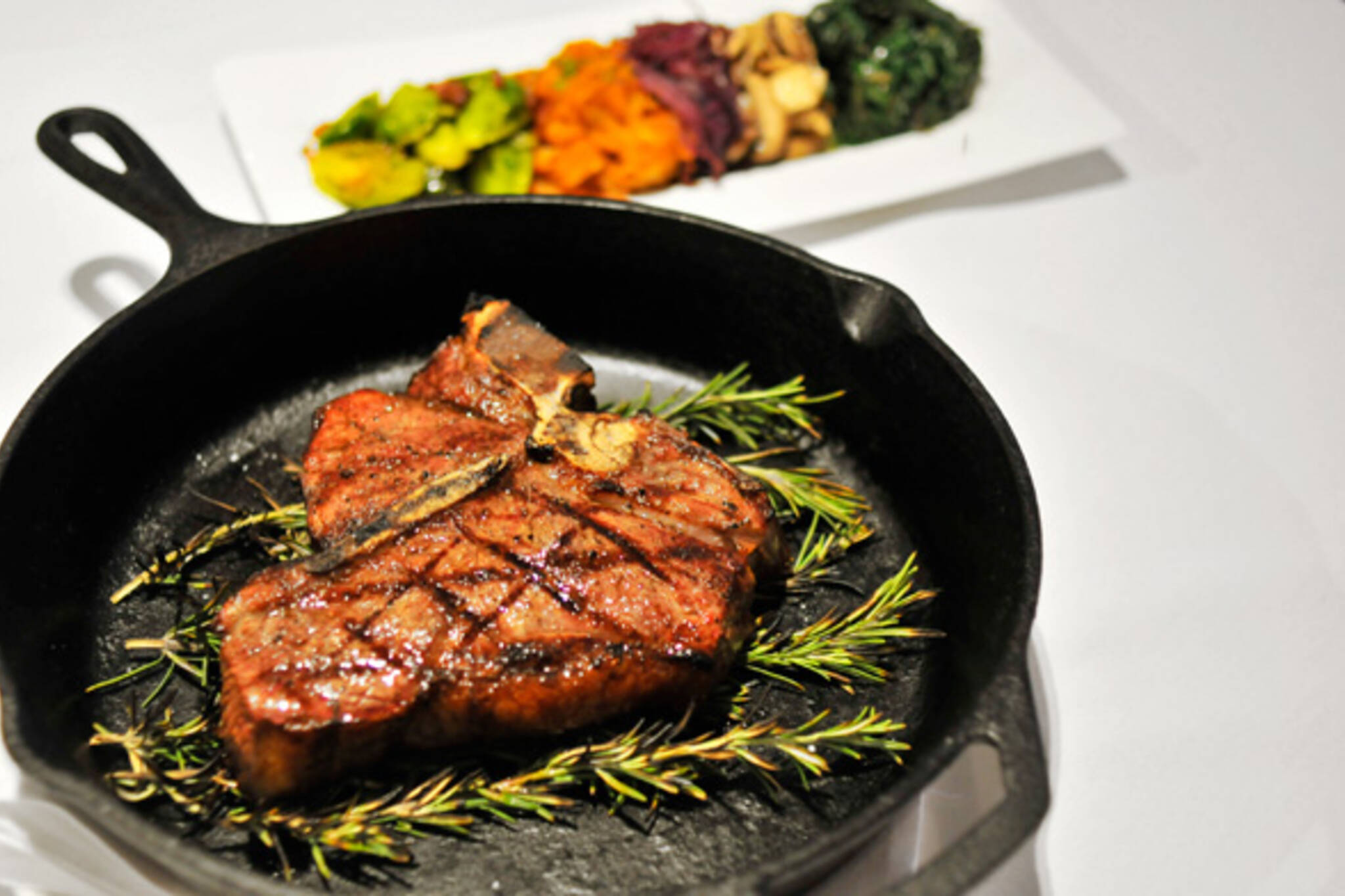 Toronto steakhouse