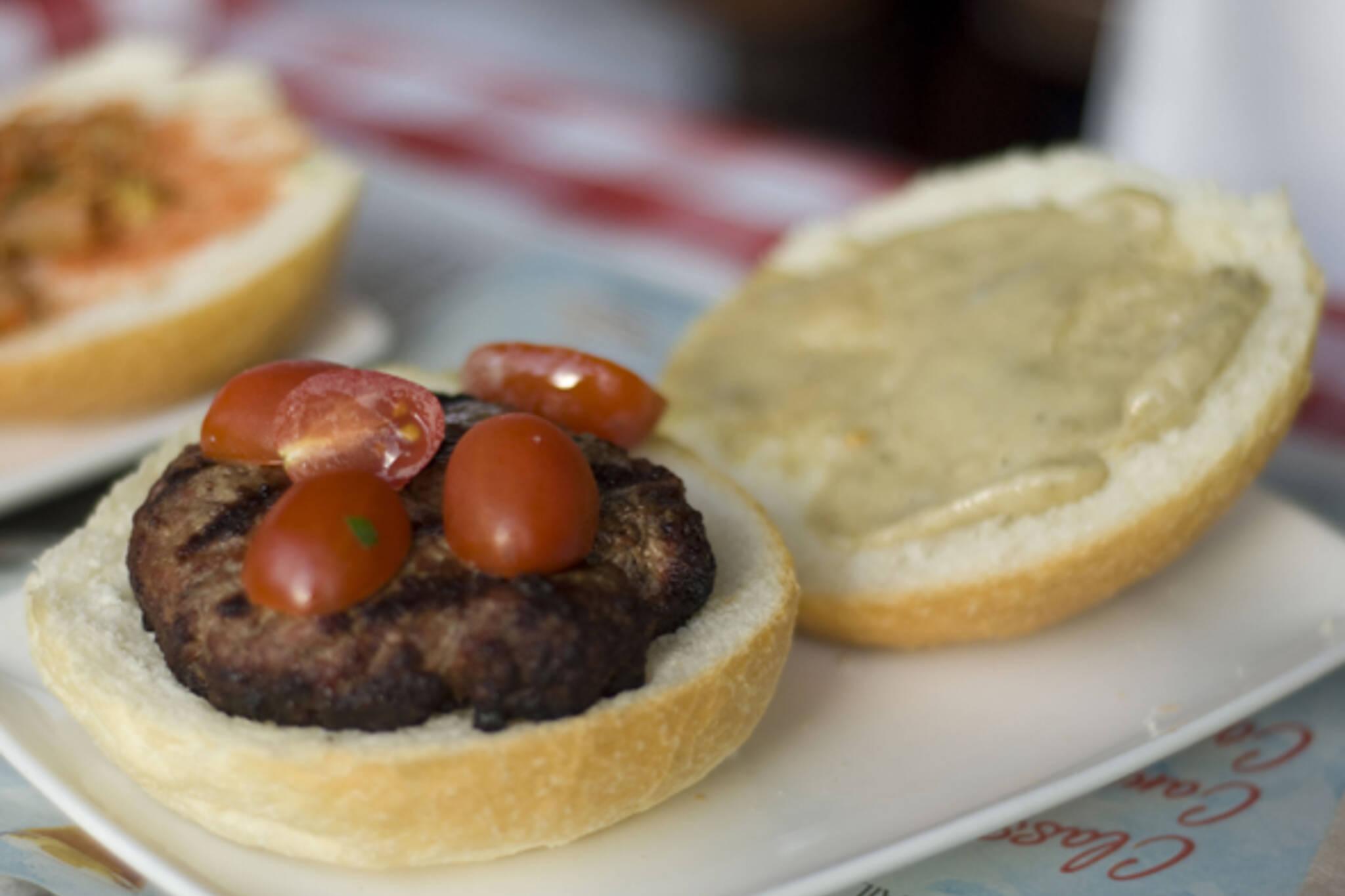 burger bar toronto