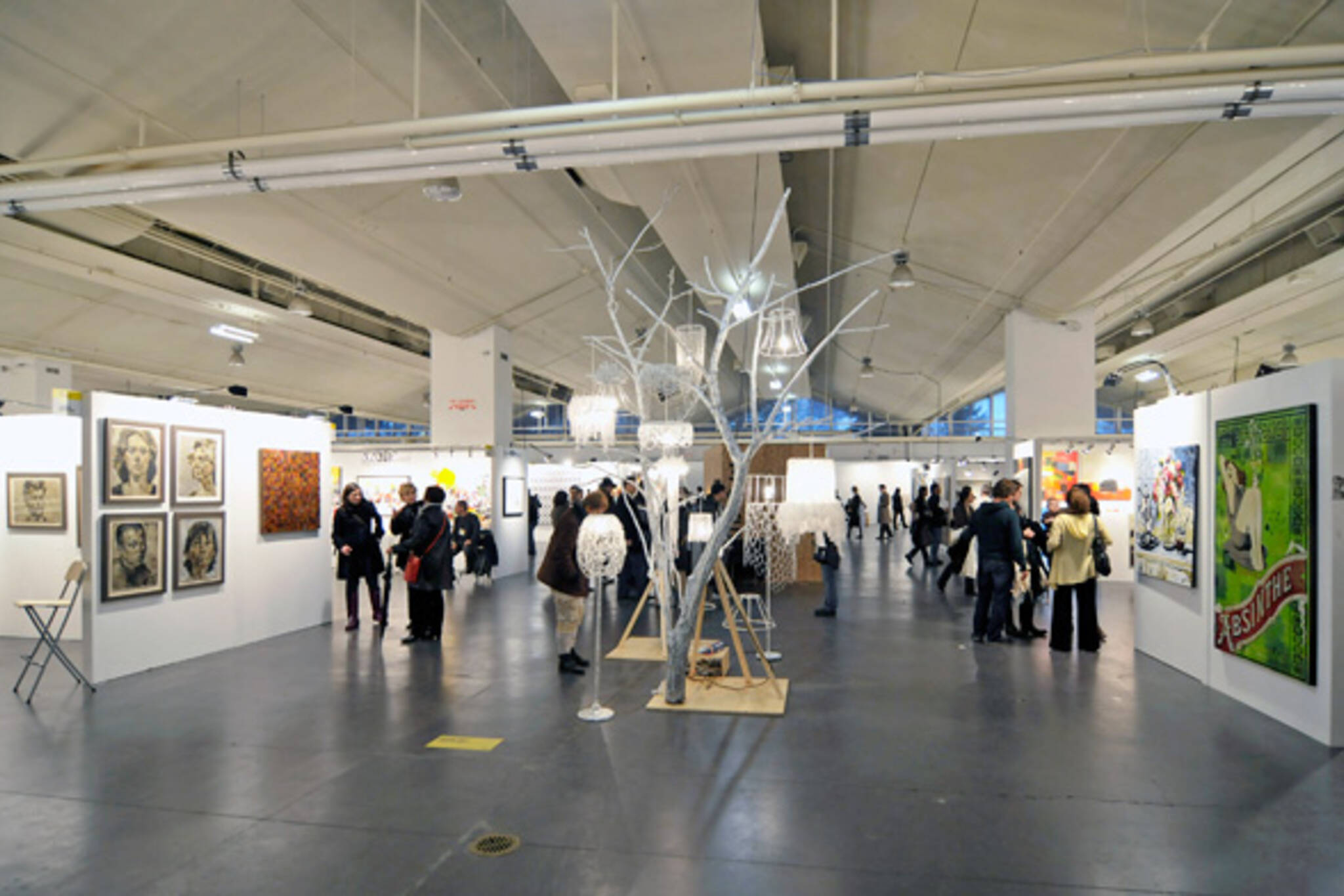 Art shows toronto winter