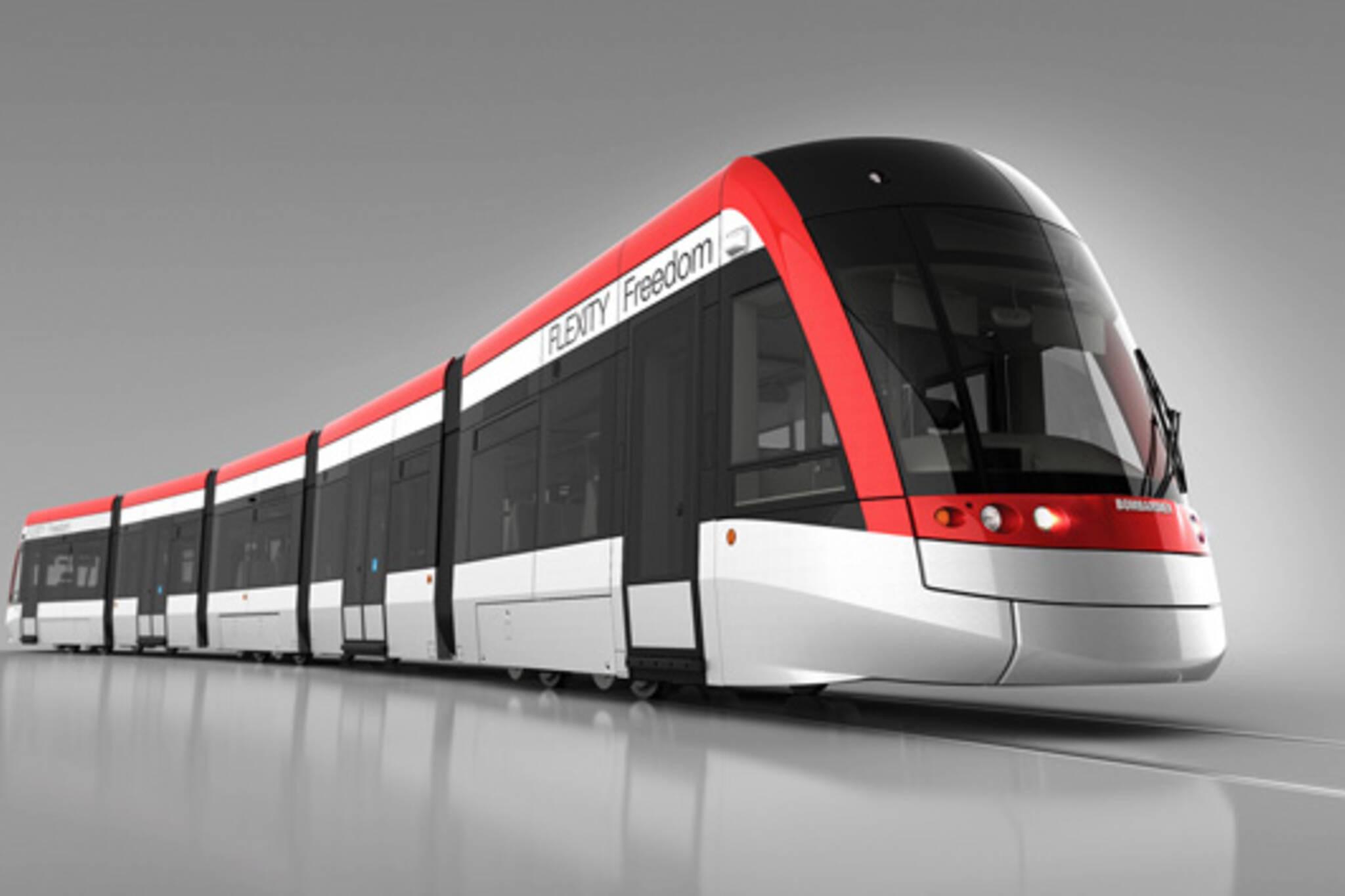 Transit City petition