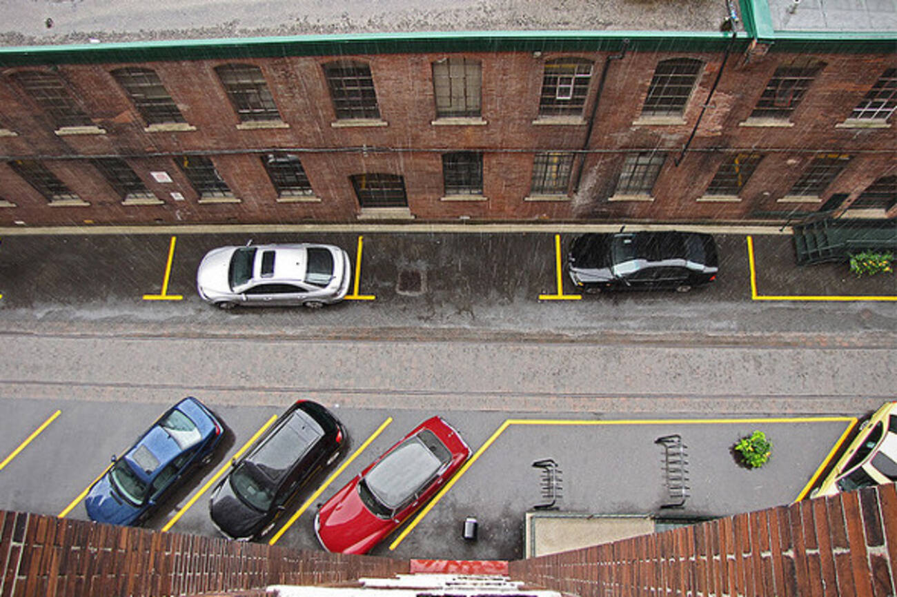 Monthly Rental Car >> Now it's easier to find monthly parking spots in Toronto