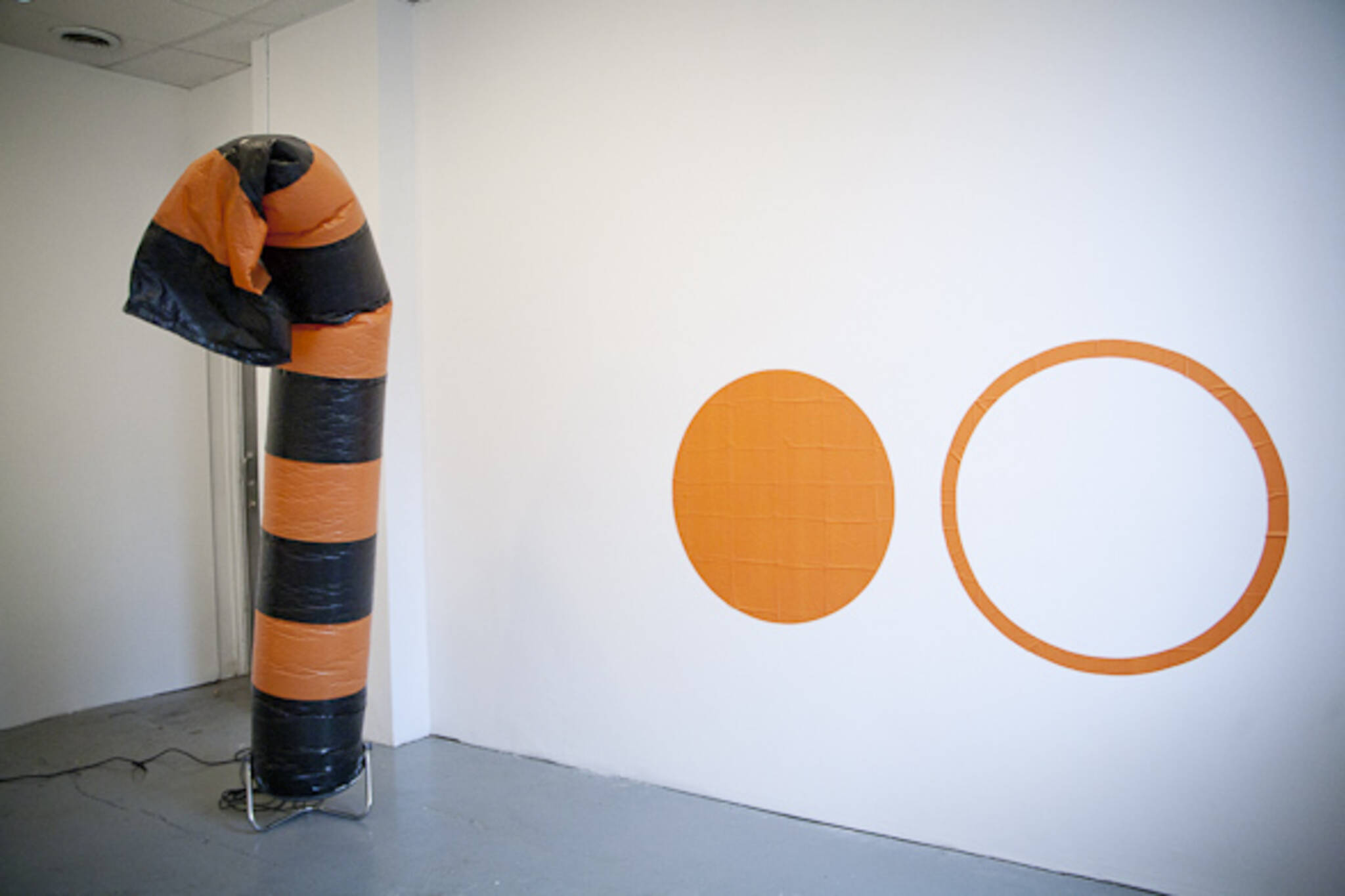 Port Lands art gallery