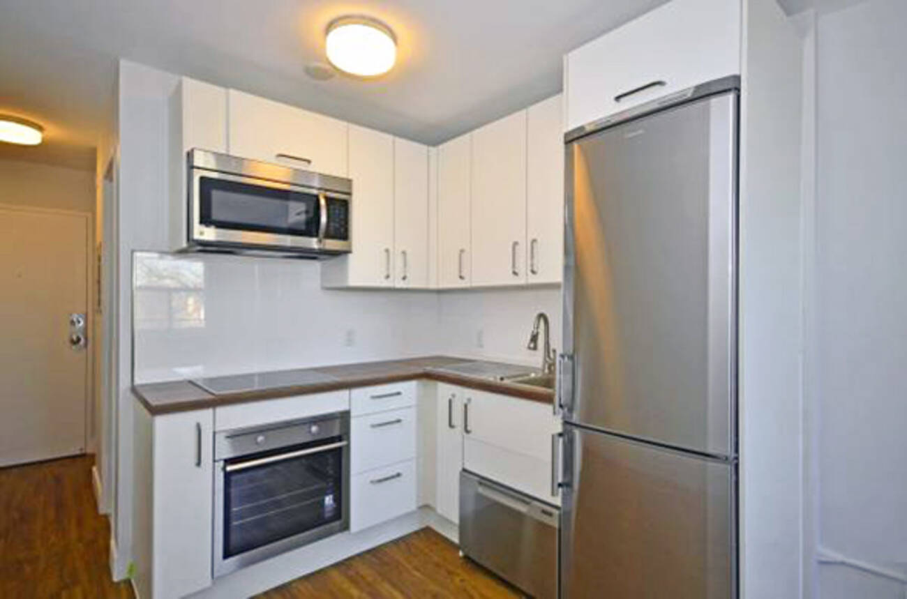 What kind of apartment does 1000 get you in toronto - One bedroom apartments in toronto ...