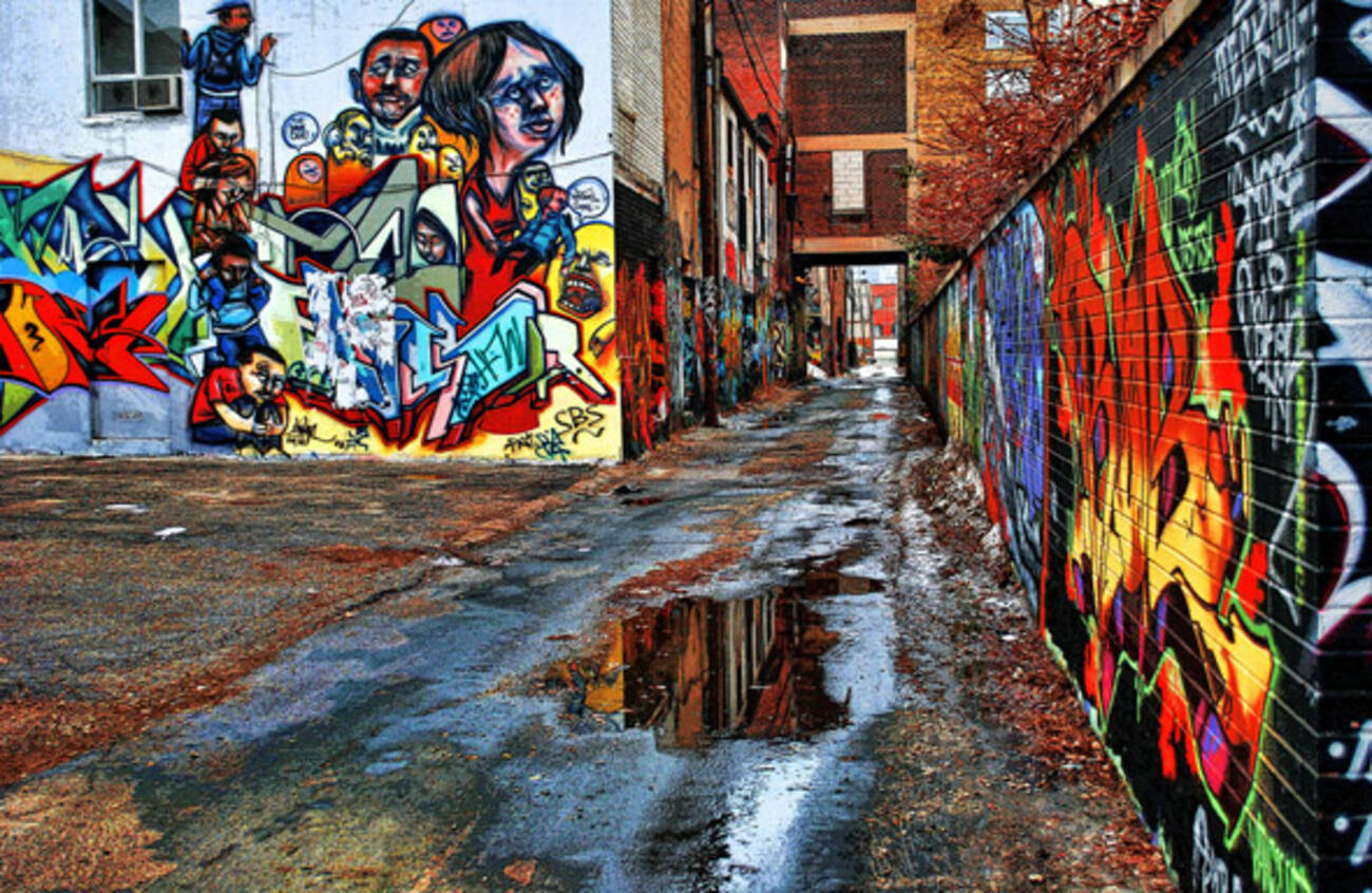 Cool Toronto Restaurants Hip Hop