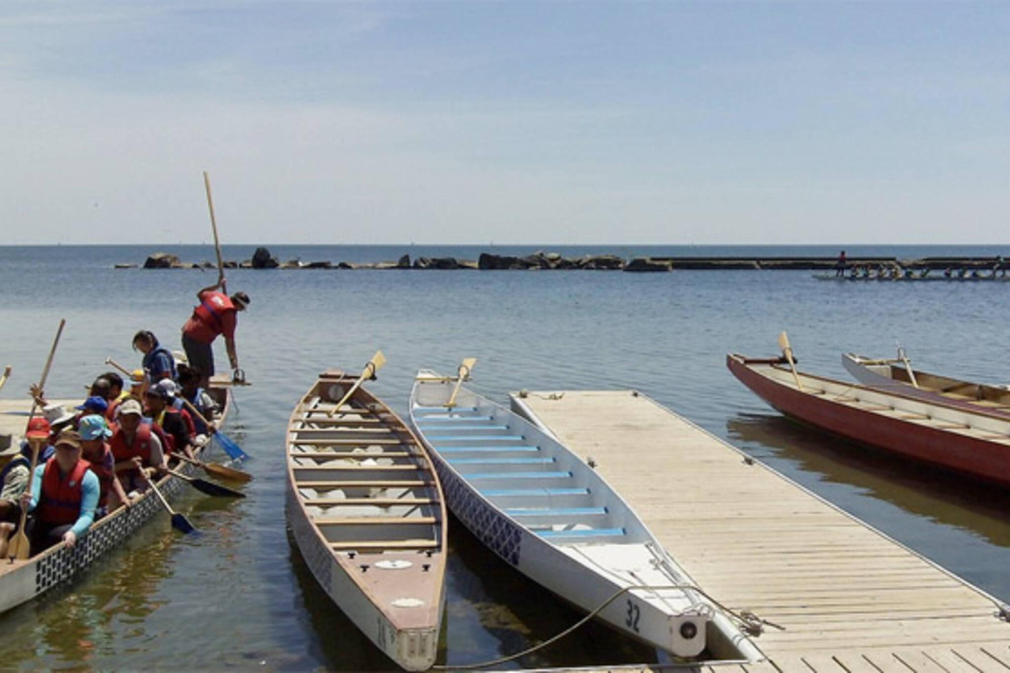 dragon boat races toronto