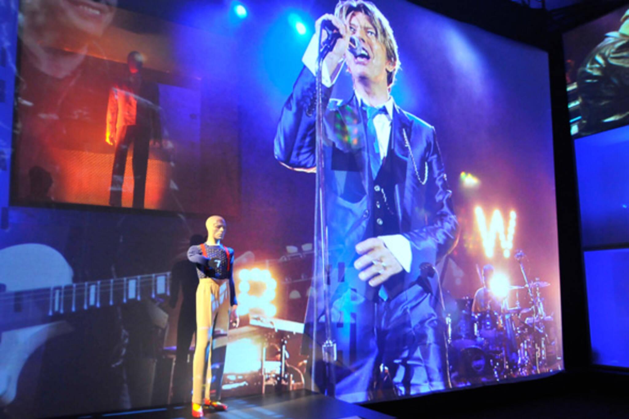 David Bowie AGO Toronto