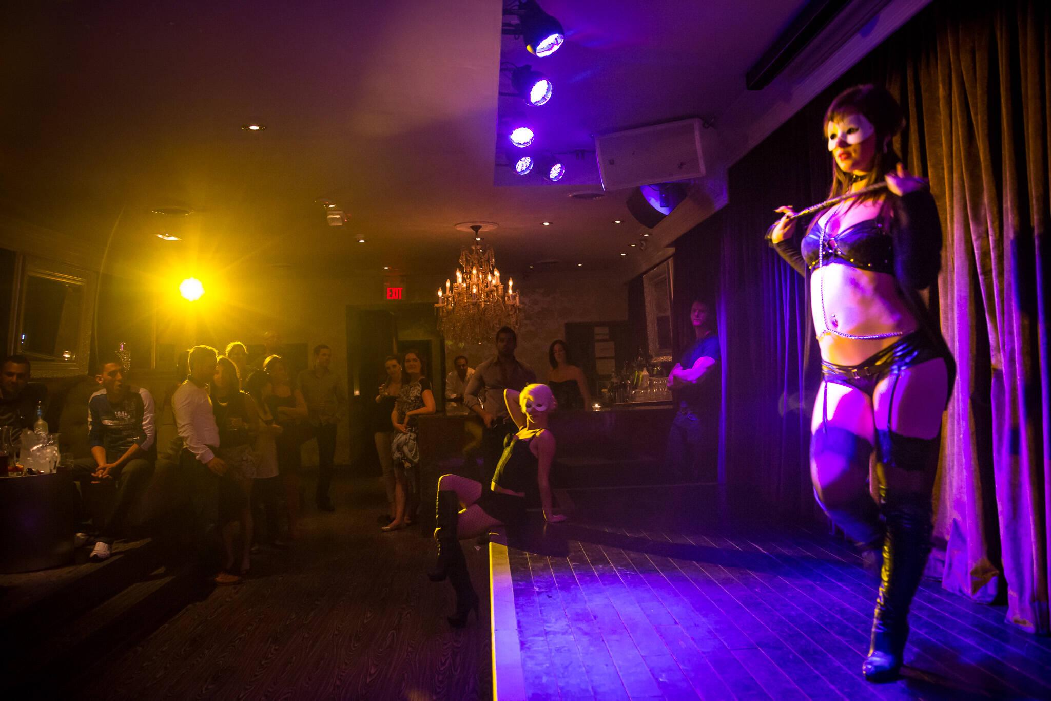 burlesque toronto