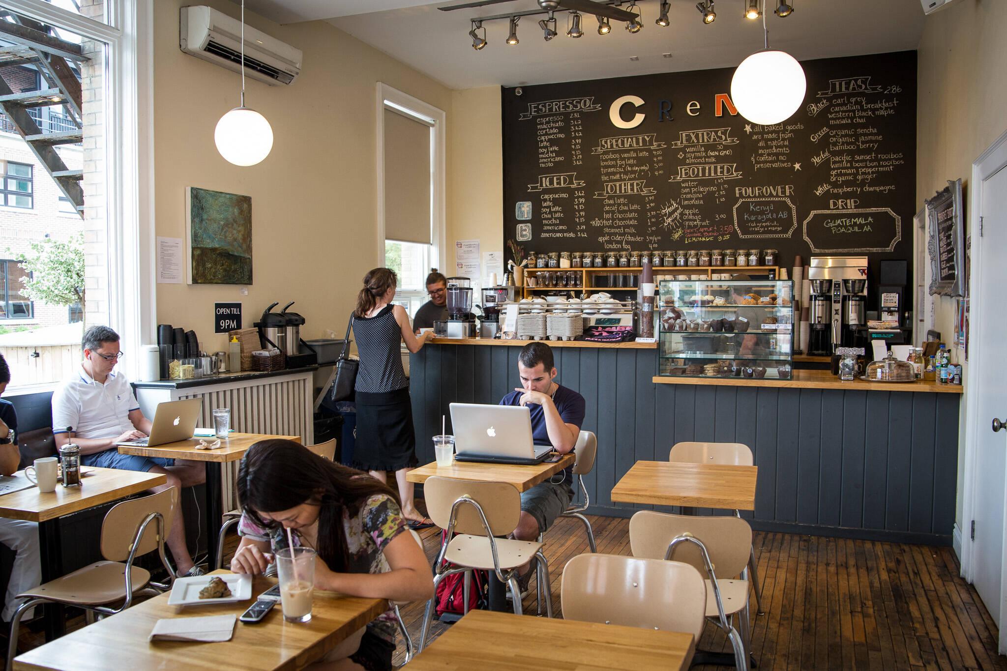cafes closed toronto