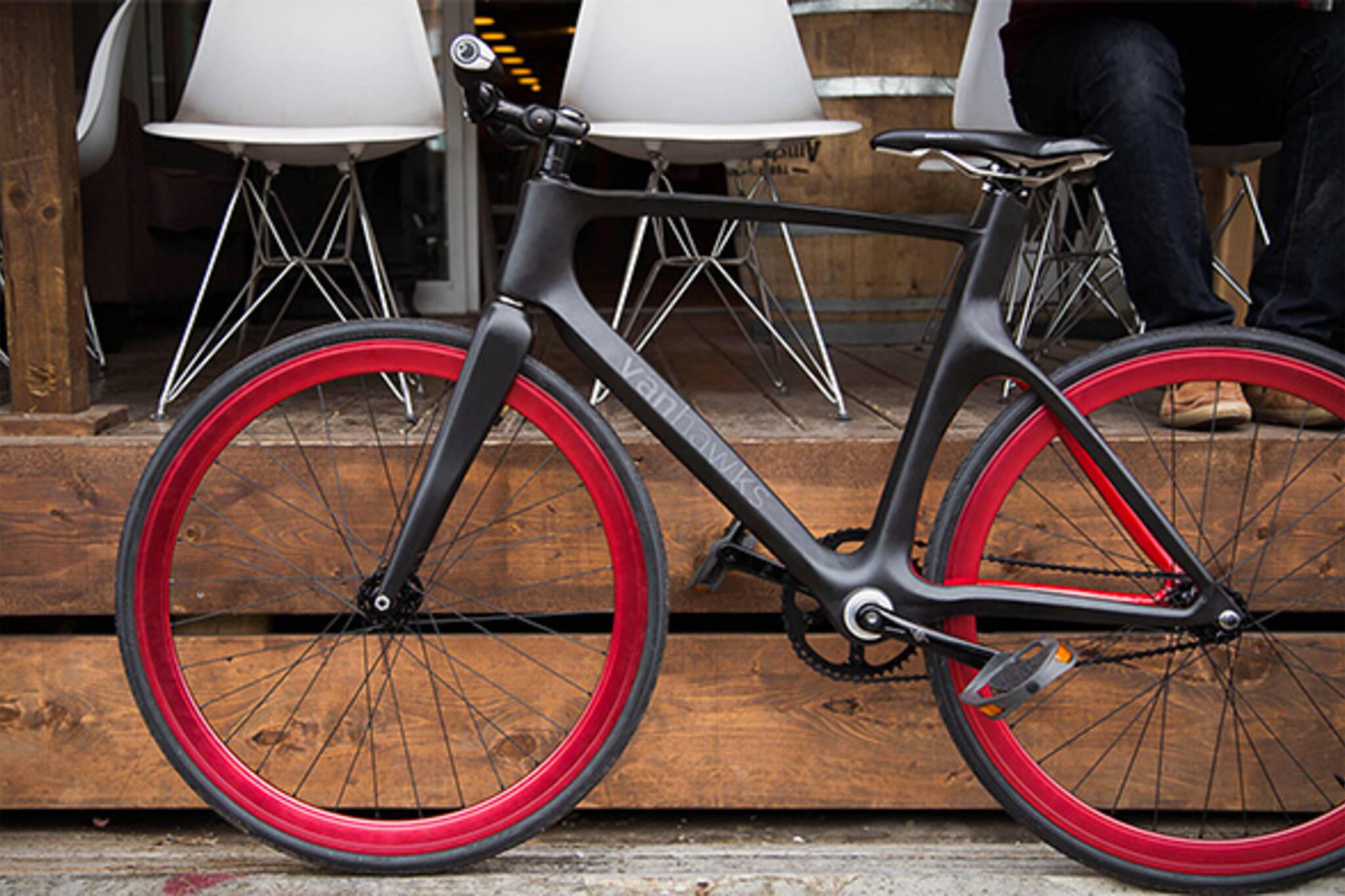 vanhawks bike