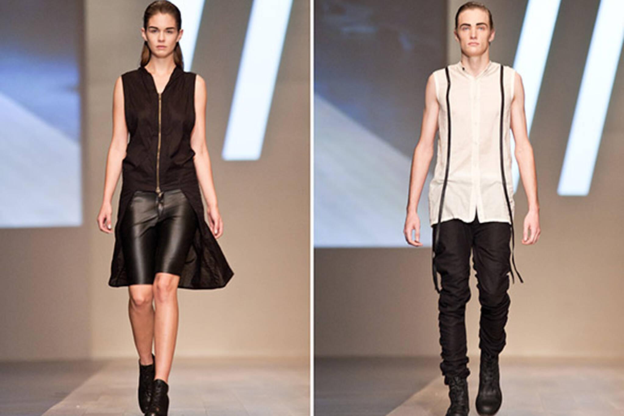 Thomas Toronto Fashion Week