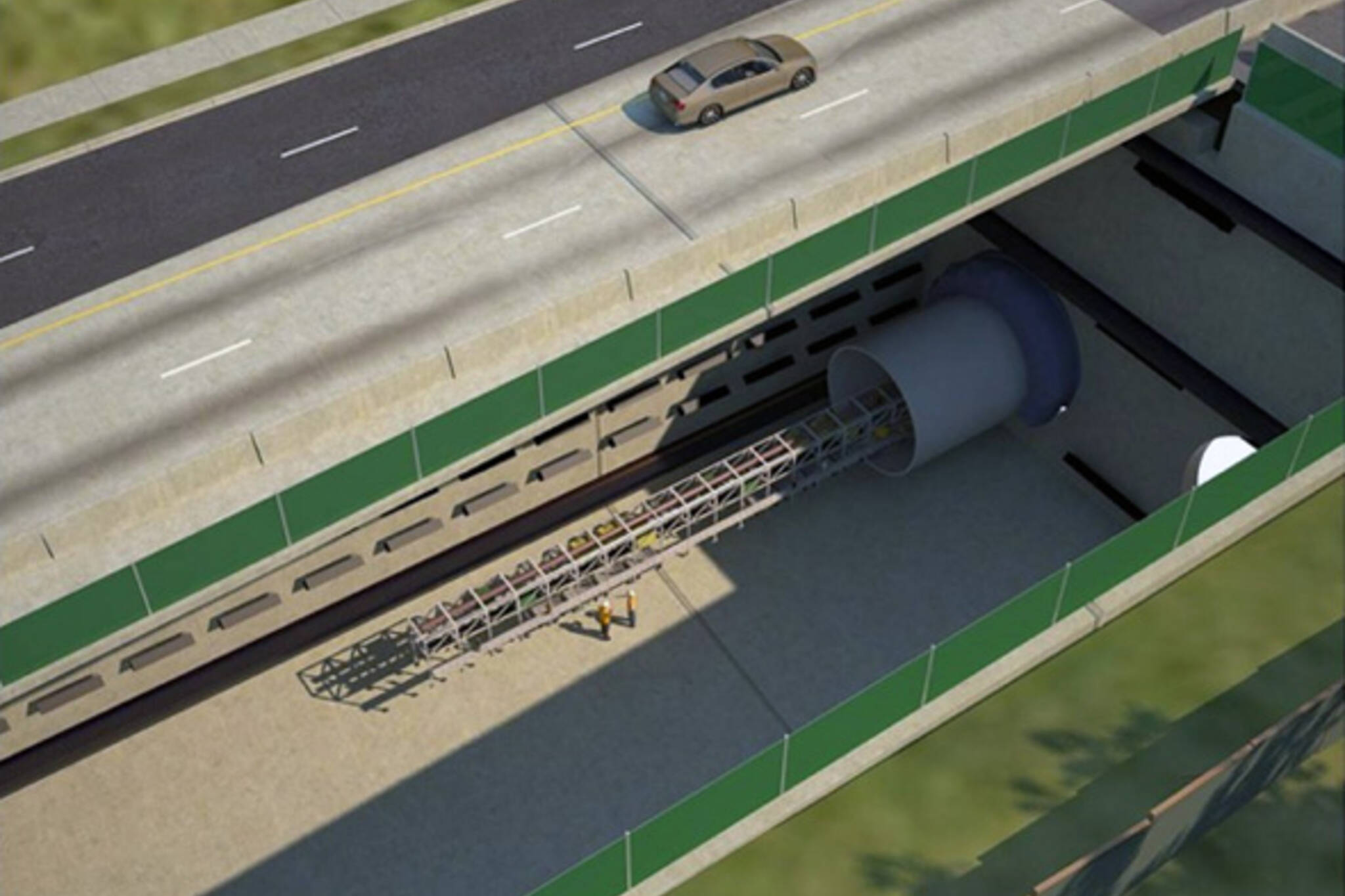 Rob Ford Subway Plan