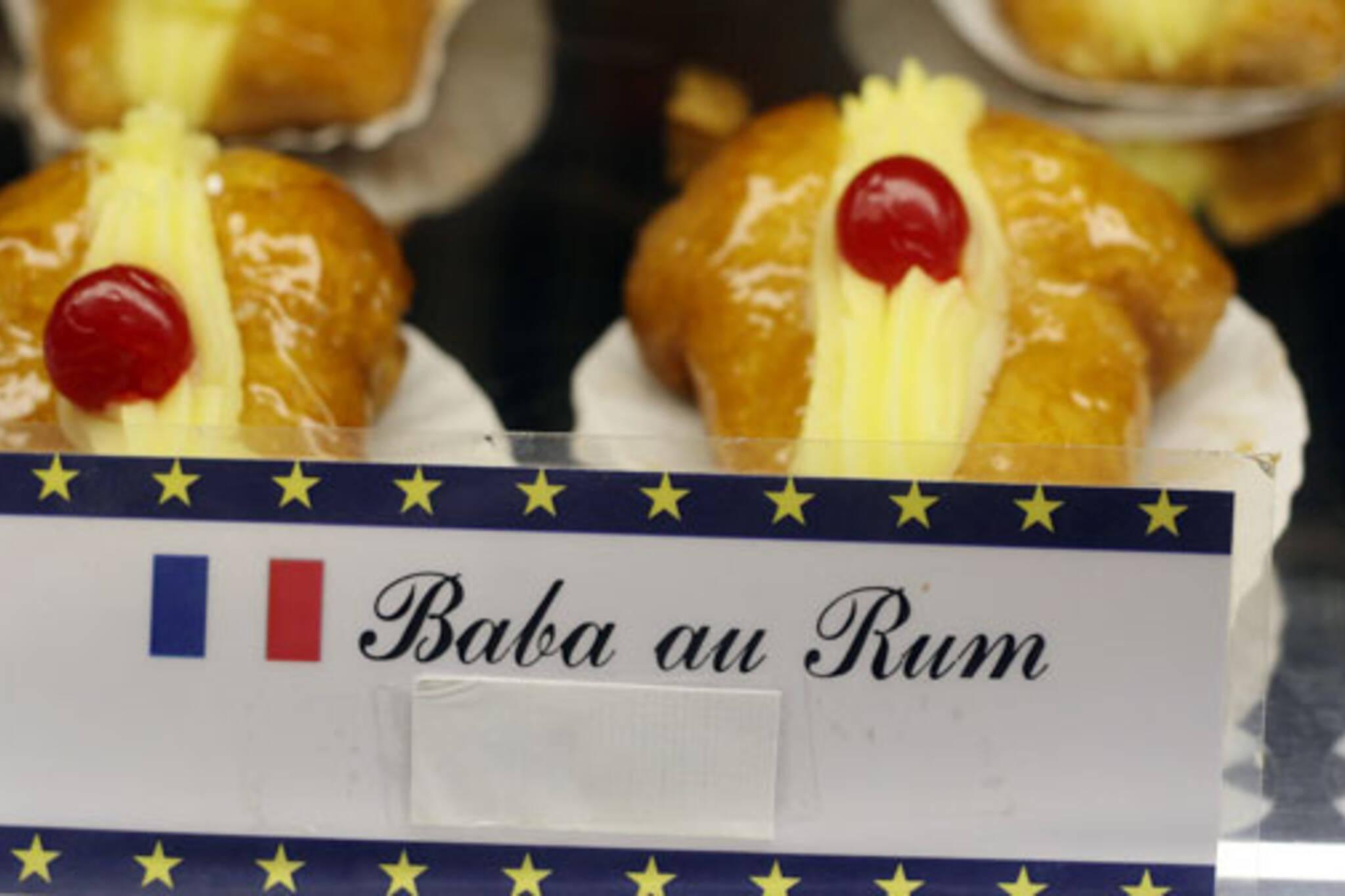 Baba Au Rum