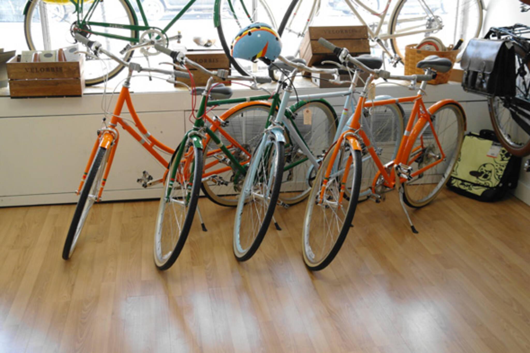 Toronto Bike Store Fashion