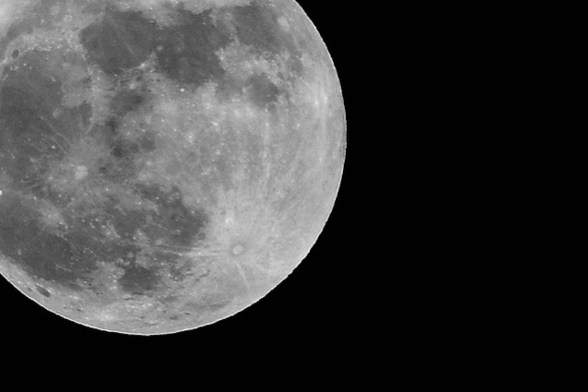 super moon toronto