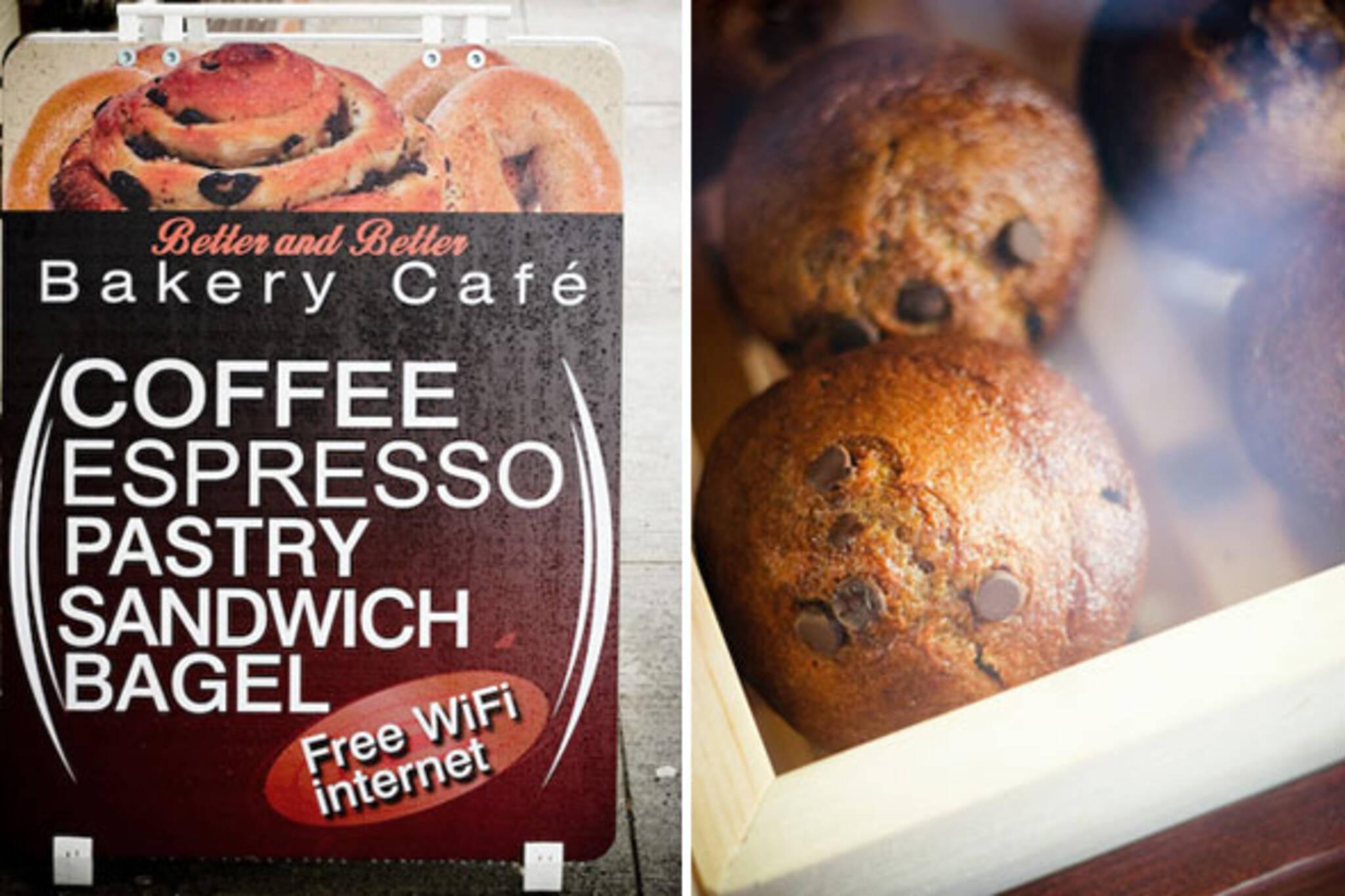 better and better bakery