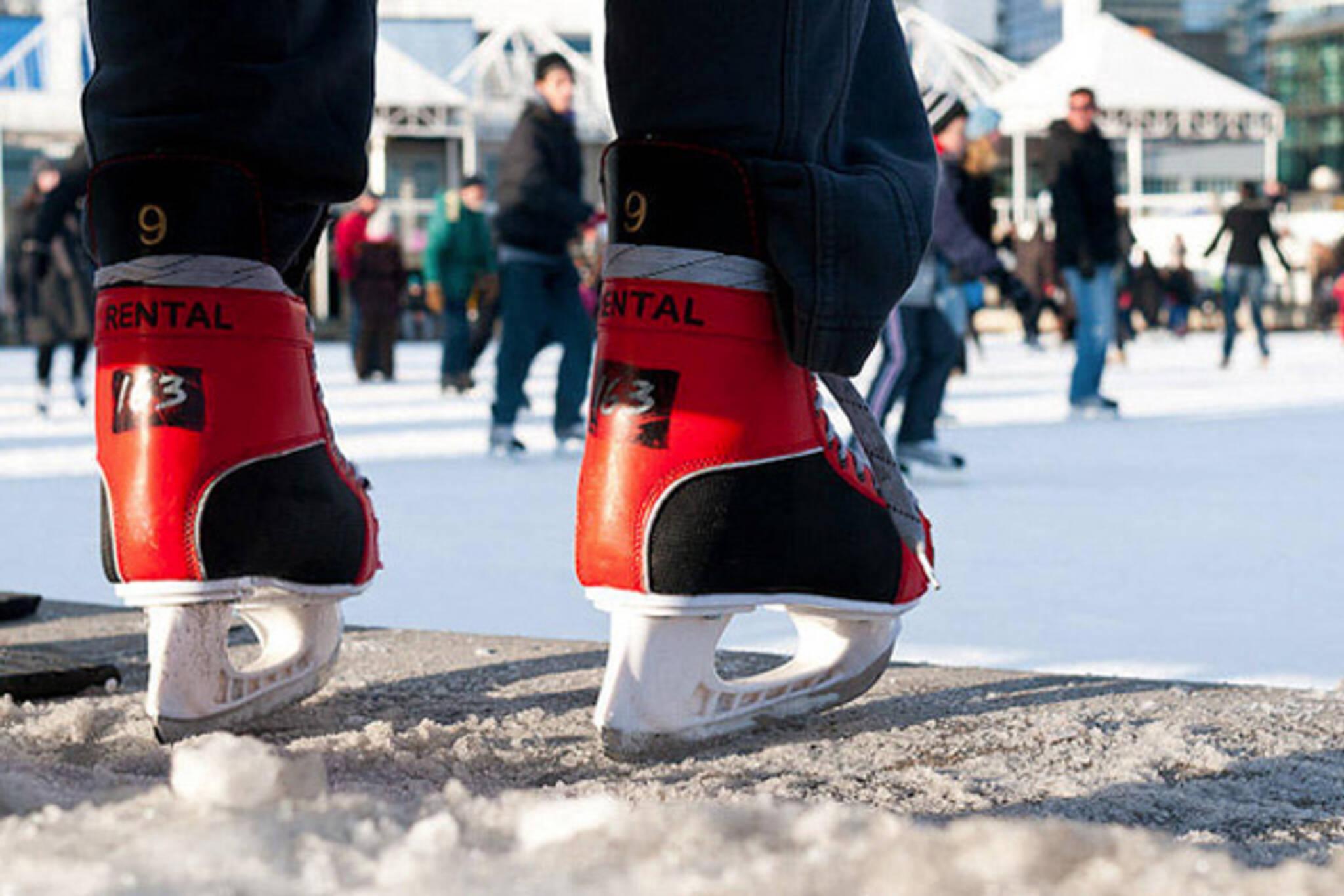 skating record toronto
