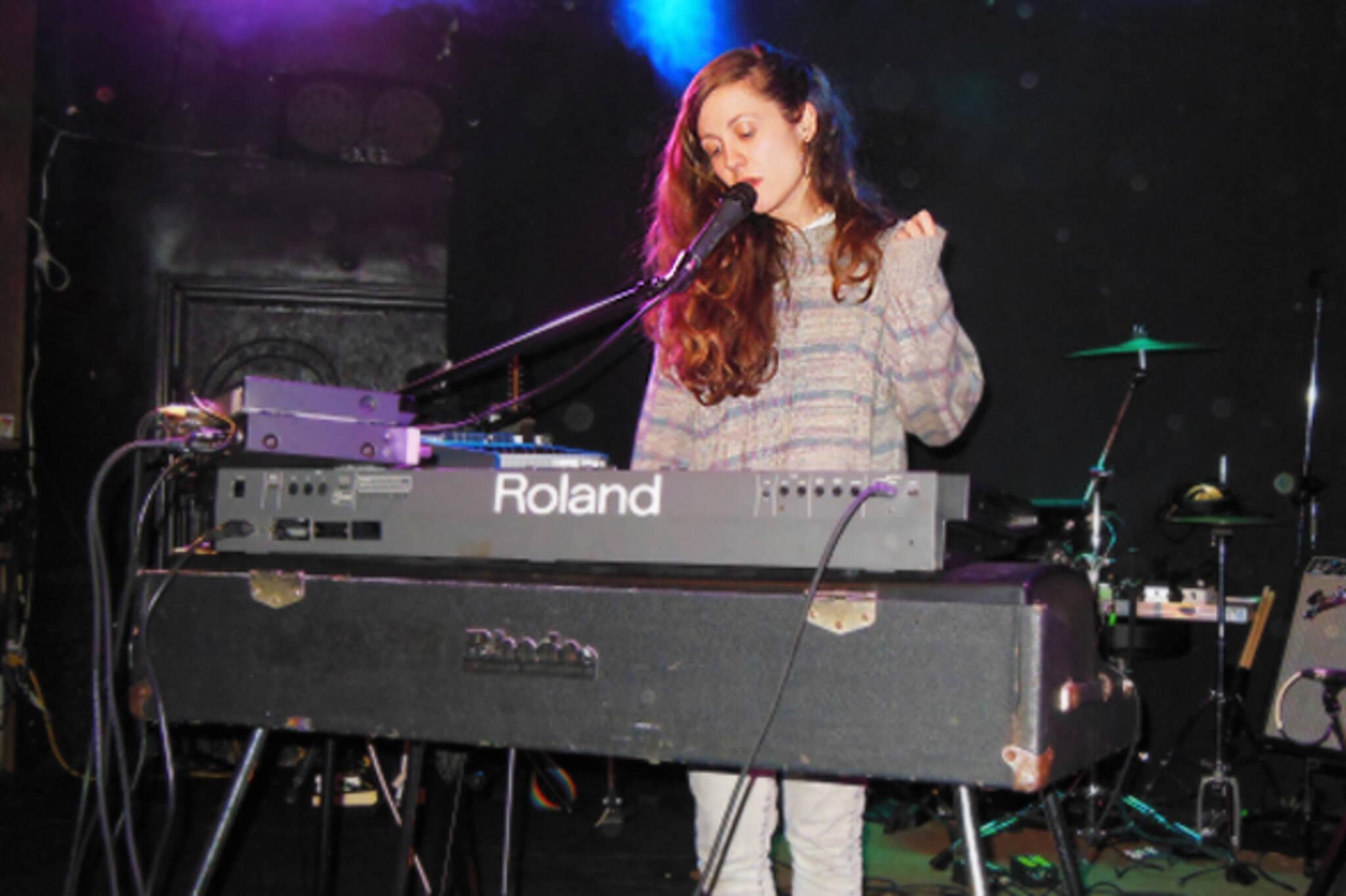 Jessy Lanza music Toronto