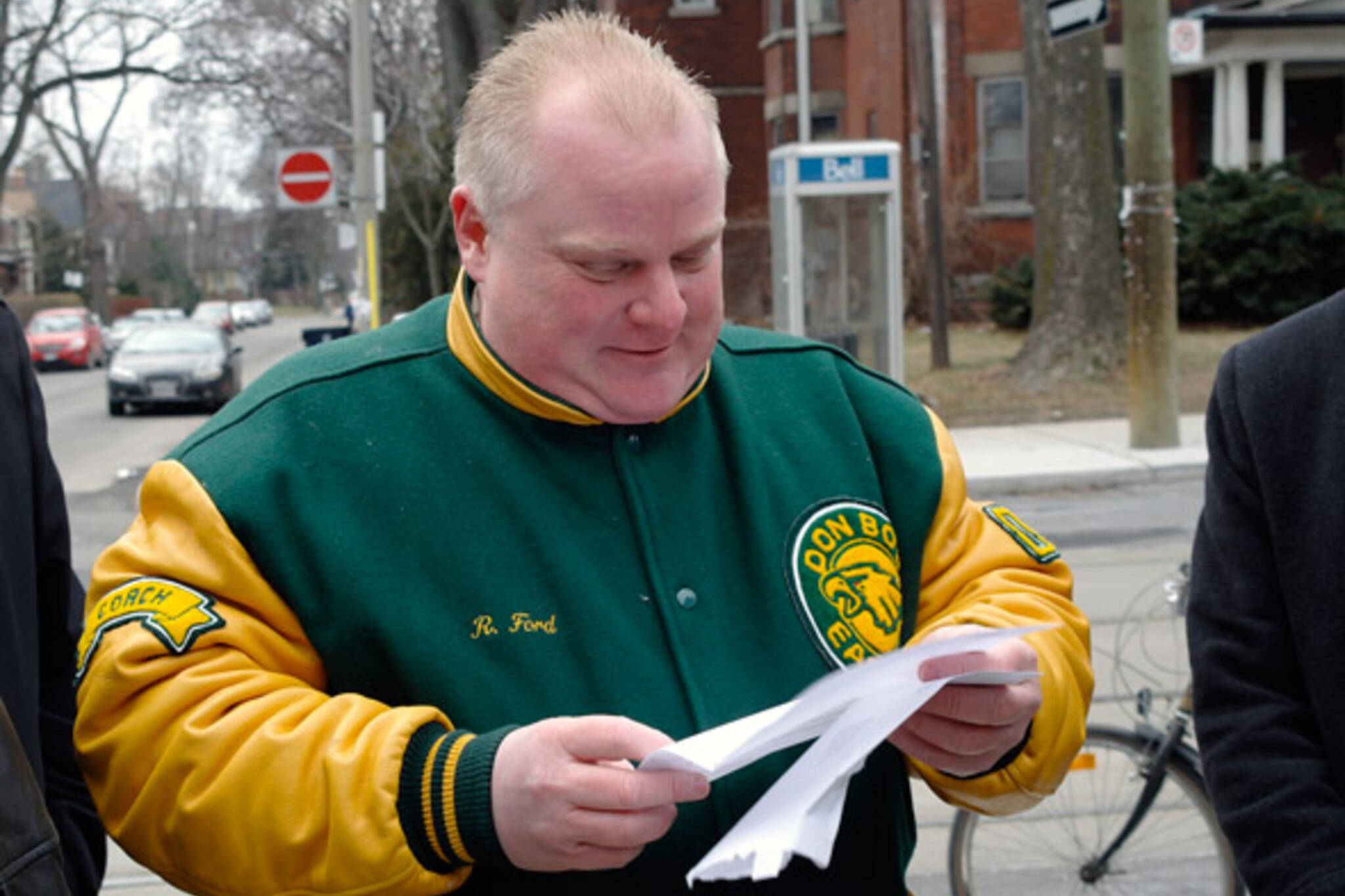Rob Ford Book
