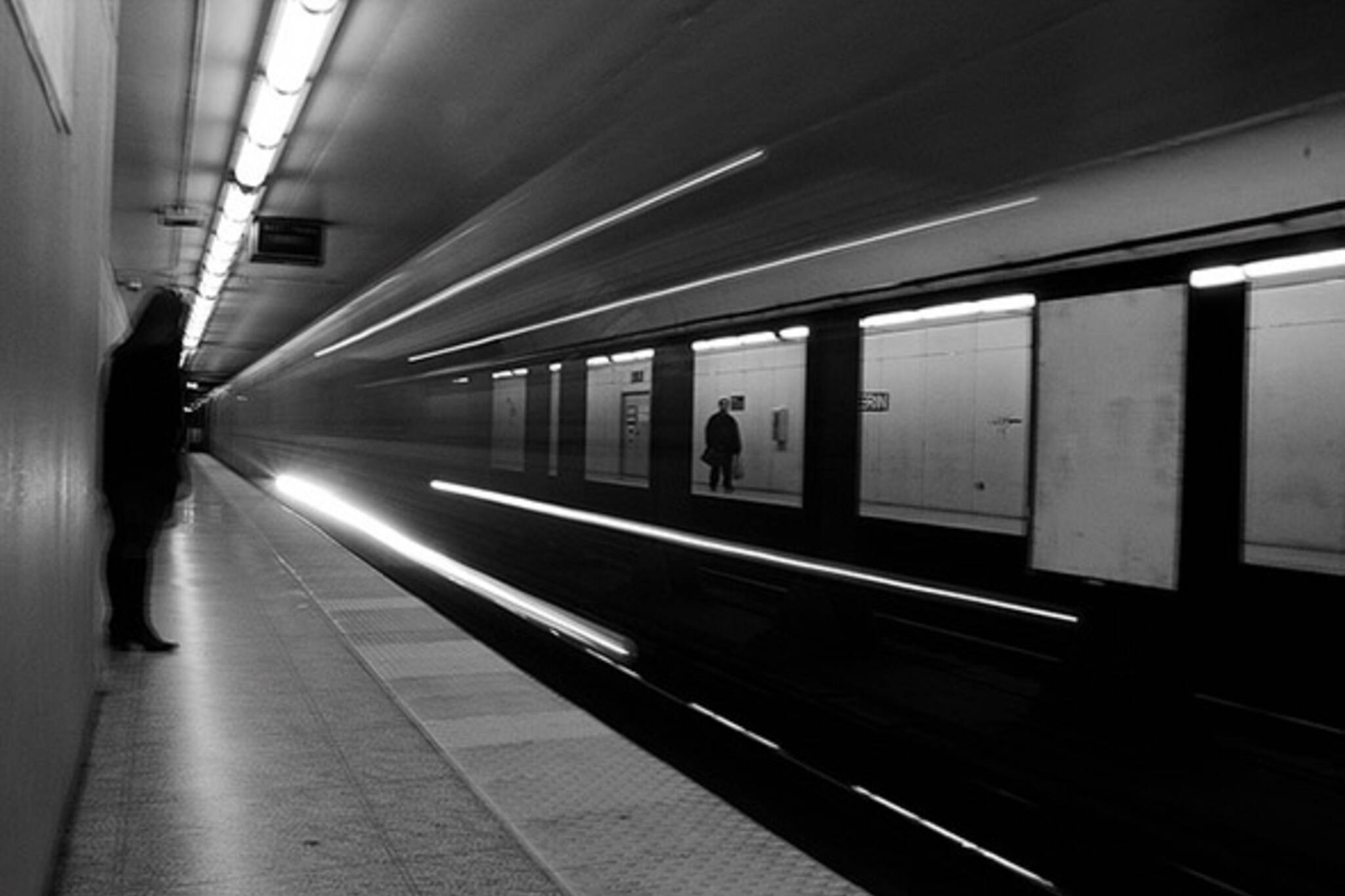Subway incoming