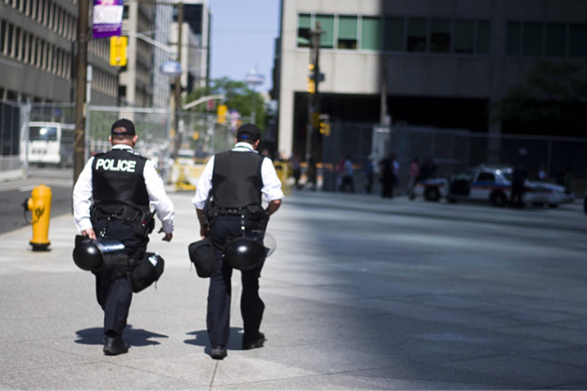 G20 Cops