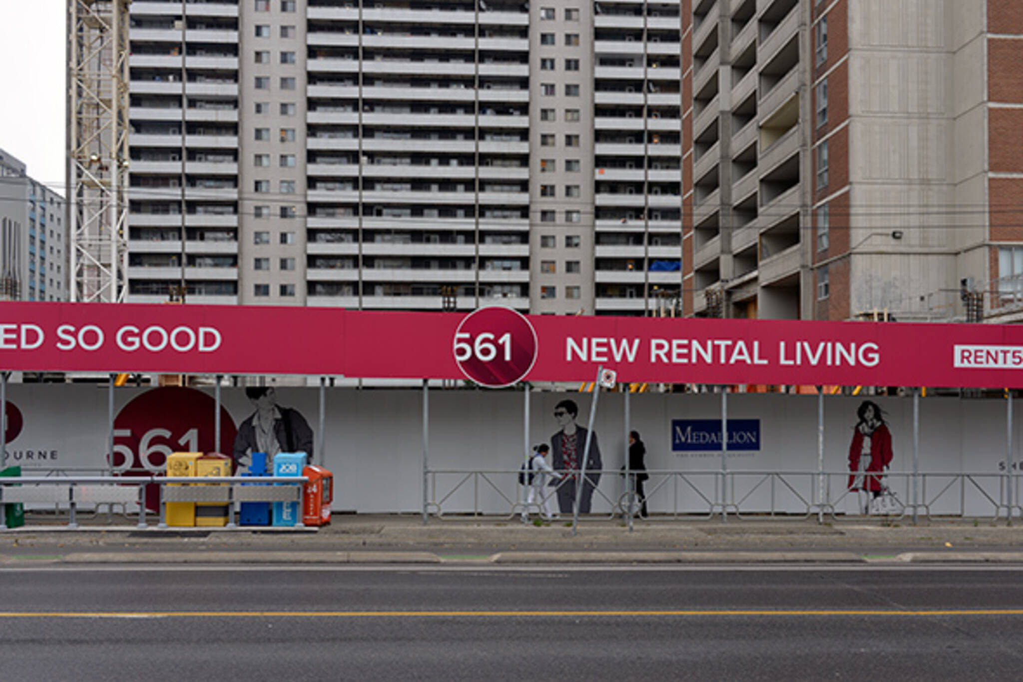 Rental Boom Toronto